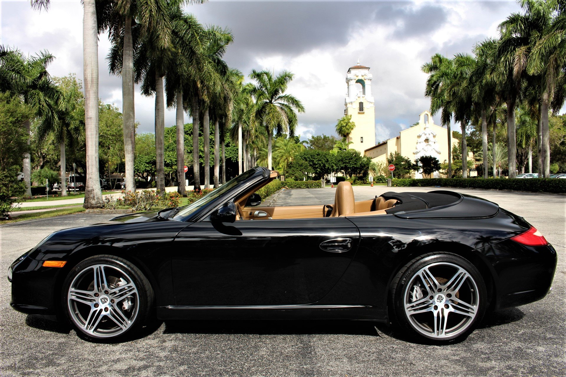 Used 2009 Porsche 911 Carrera for sale Sold at The Gables Sports Cars in Miami FL 33146 2