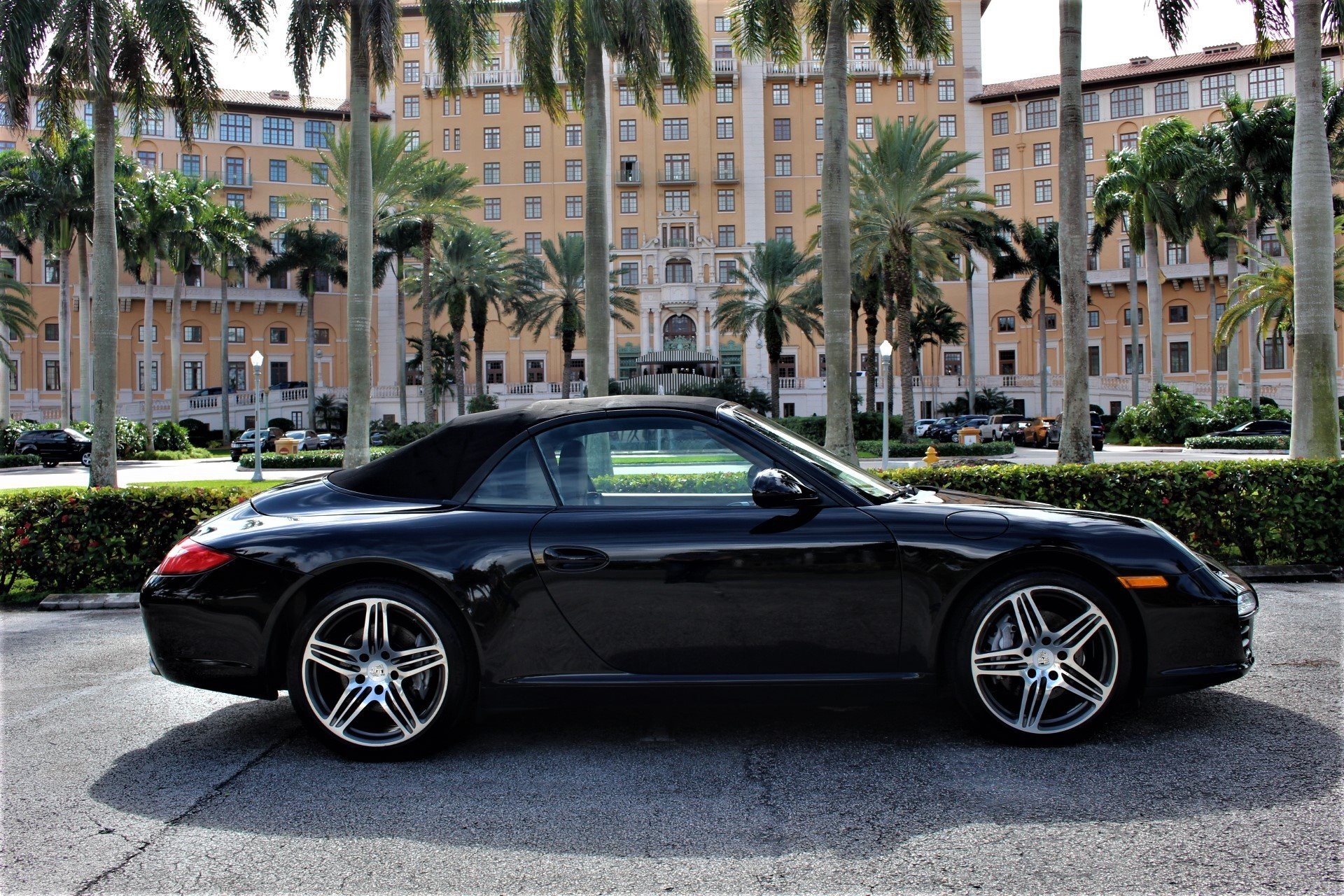 Used 2009 Porsche 911 Carrera for sale Sold at The Gables Sports Cars in Miami FL 33146 3