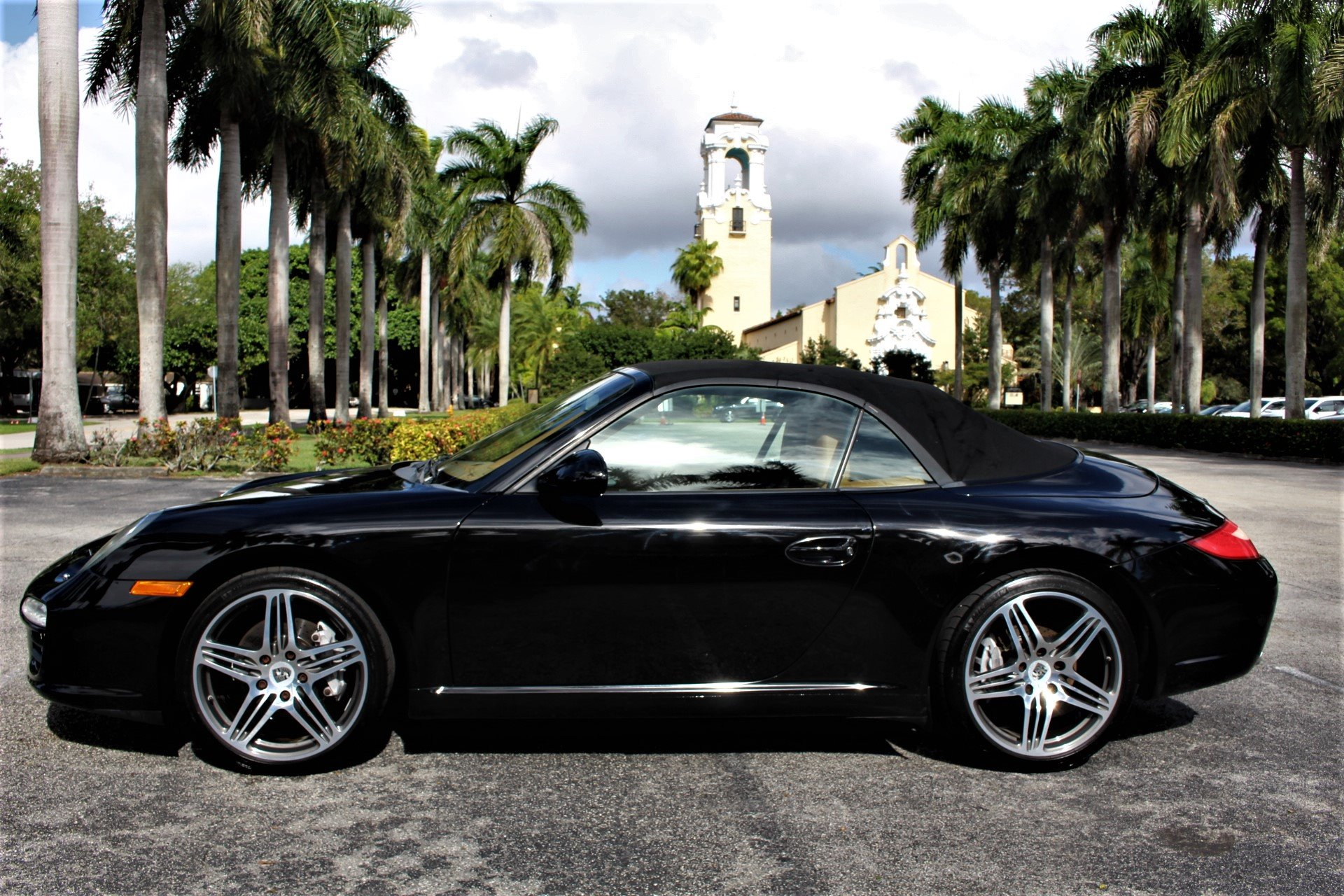 Used 2009 Porsche 911 Carrera for sale Sold at The Gables Sports Cars in Miami FL 33146 4
