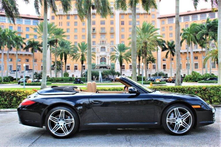 Used 2009 Porsche 911 Carrera for sale $44,850 at The Gables Sports Cars in Miami FL