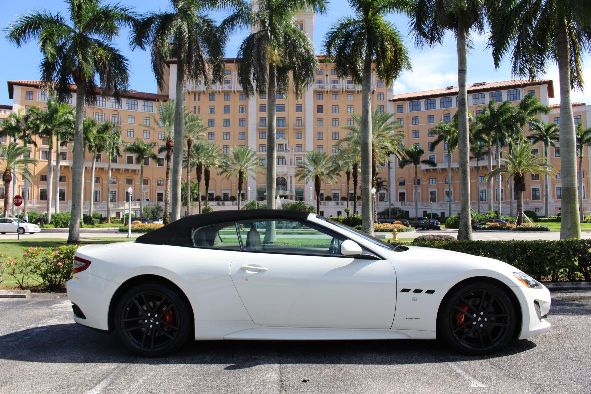 Used 2015 Maserati GranTurismo MC Centennial for sale Sold at The Gables Sports Cars in Miami FL 33146 1