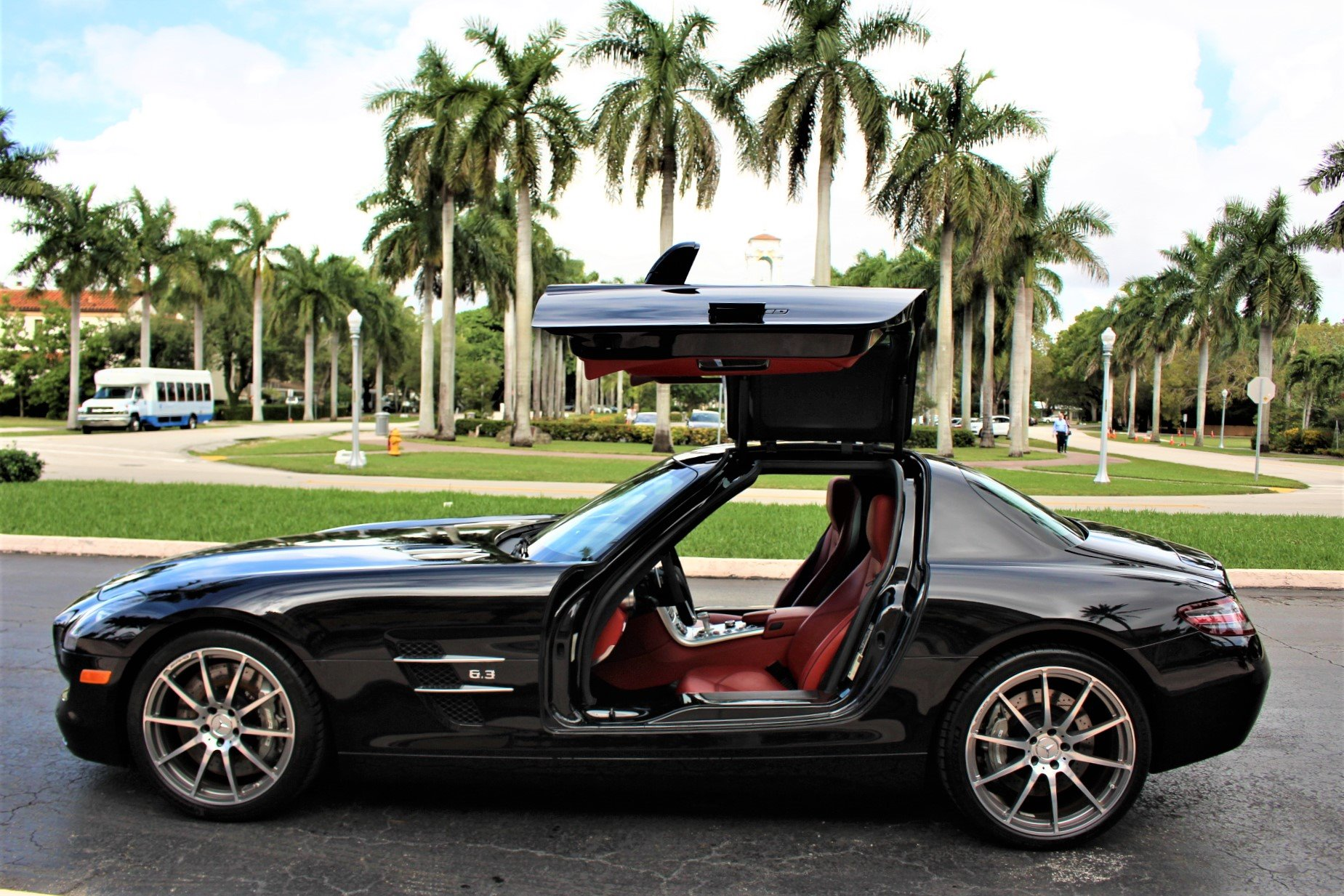 Used 2011 Mercedes-Benz SLS AMG for sale $144,850 at The Gables Sports Cars in Miami FL 33146 2