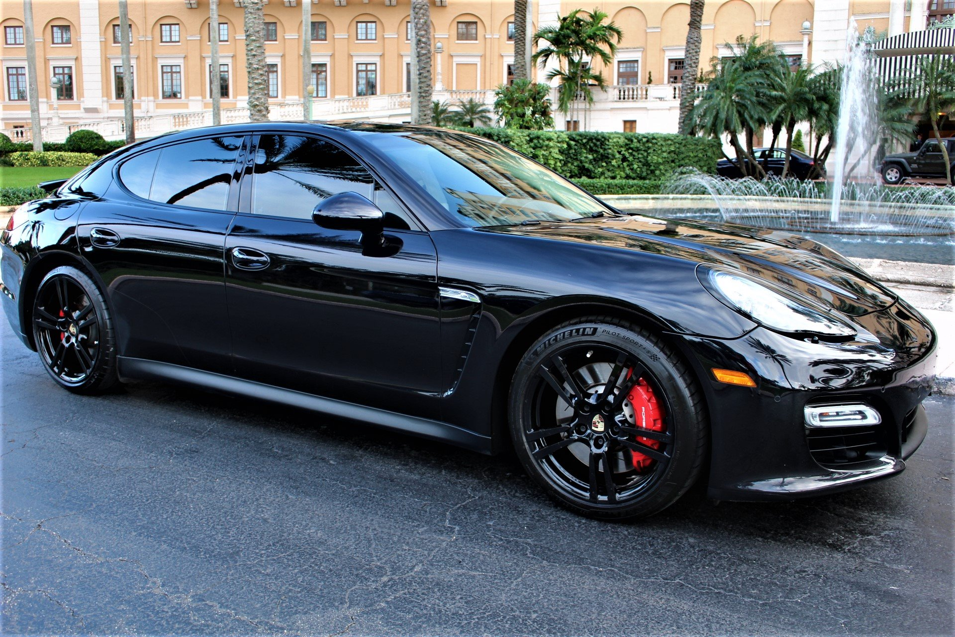 Used 2013 Porsche Panamera GTS for sale Sold at The Gables Sports Cars in Miami FL 33146 3