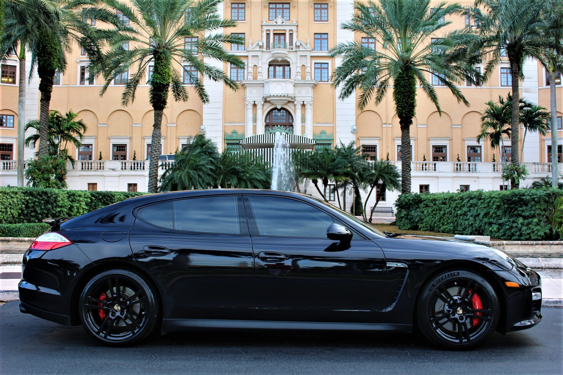 Used 2013 Porsche Panamera GTS for sale Sold at The Gables Sports Cars in Miami FL 33146 1