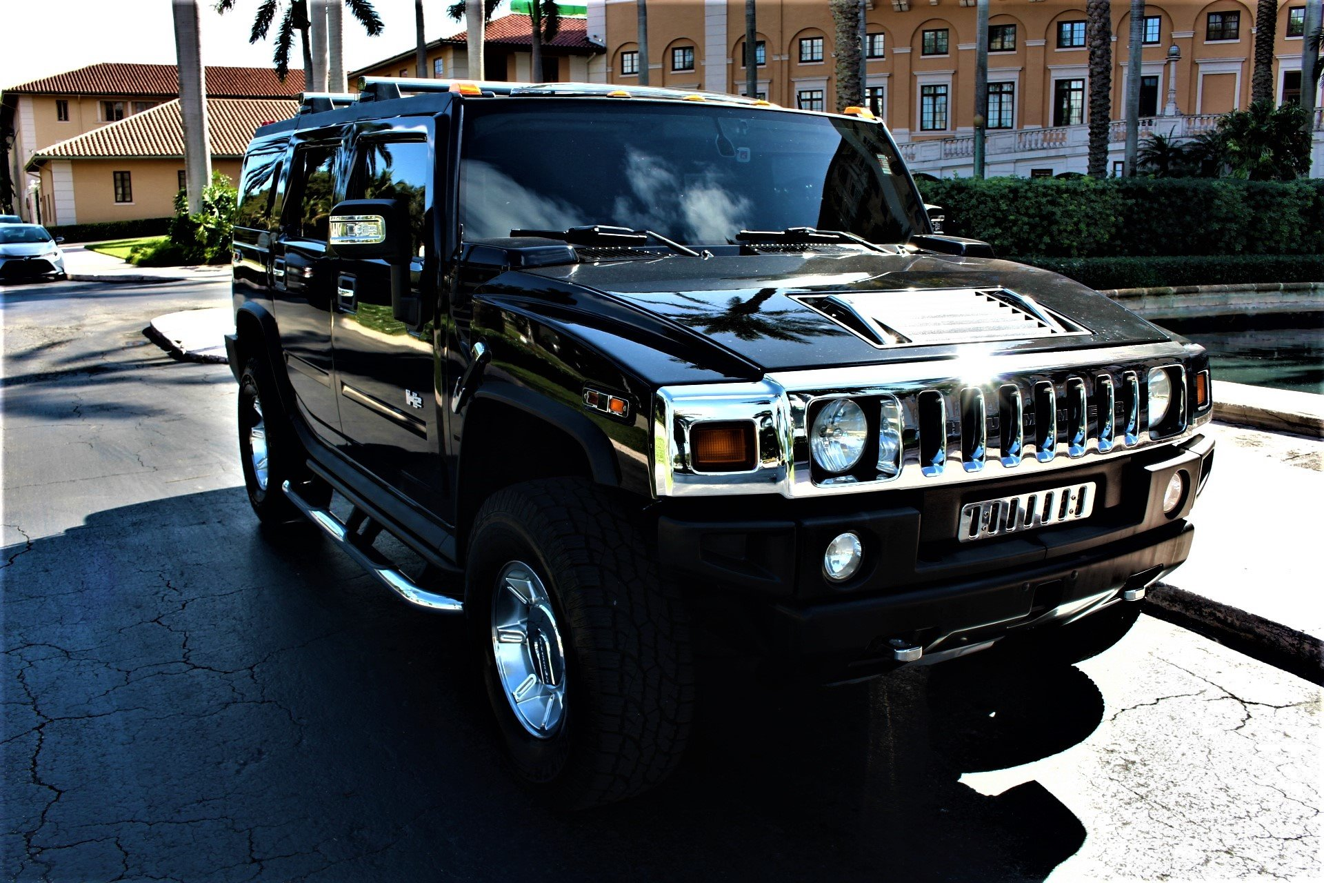 Used 2007 HUMMER H2 for sale Sold at The Gables Sports Cars in Miami FL 33146 2