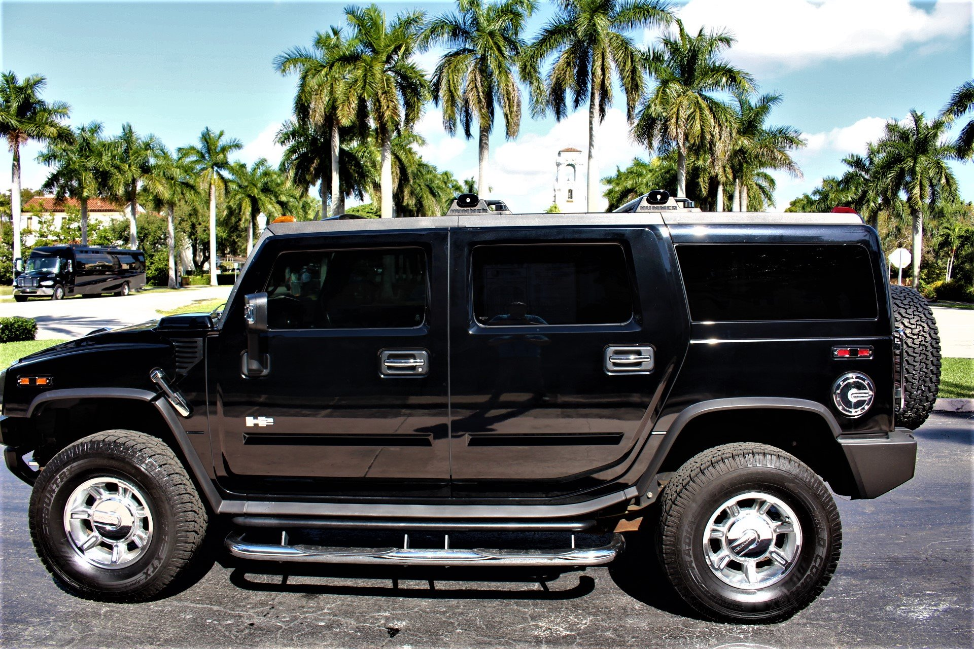 Used 2007 HUMMER H2 for sale Sold at The Gables Sports Cars in Miami FL 33146 3