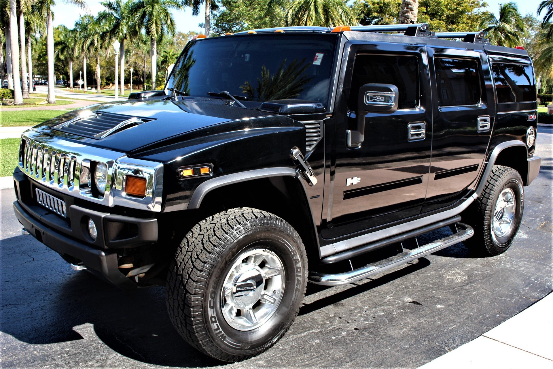 Used 2007 HUMMER H2 for sale Sold at The Gables Sports Cars in Miami FL 33146 4