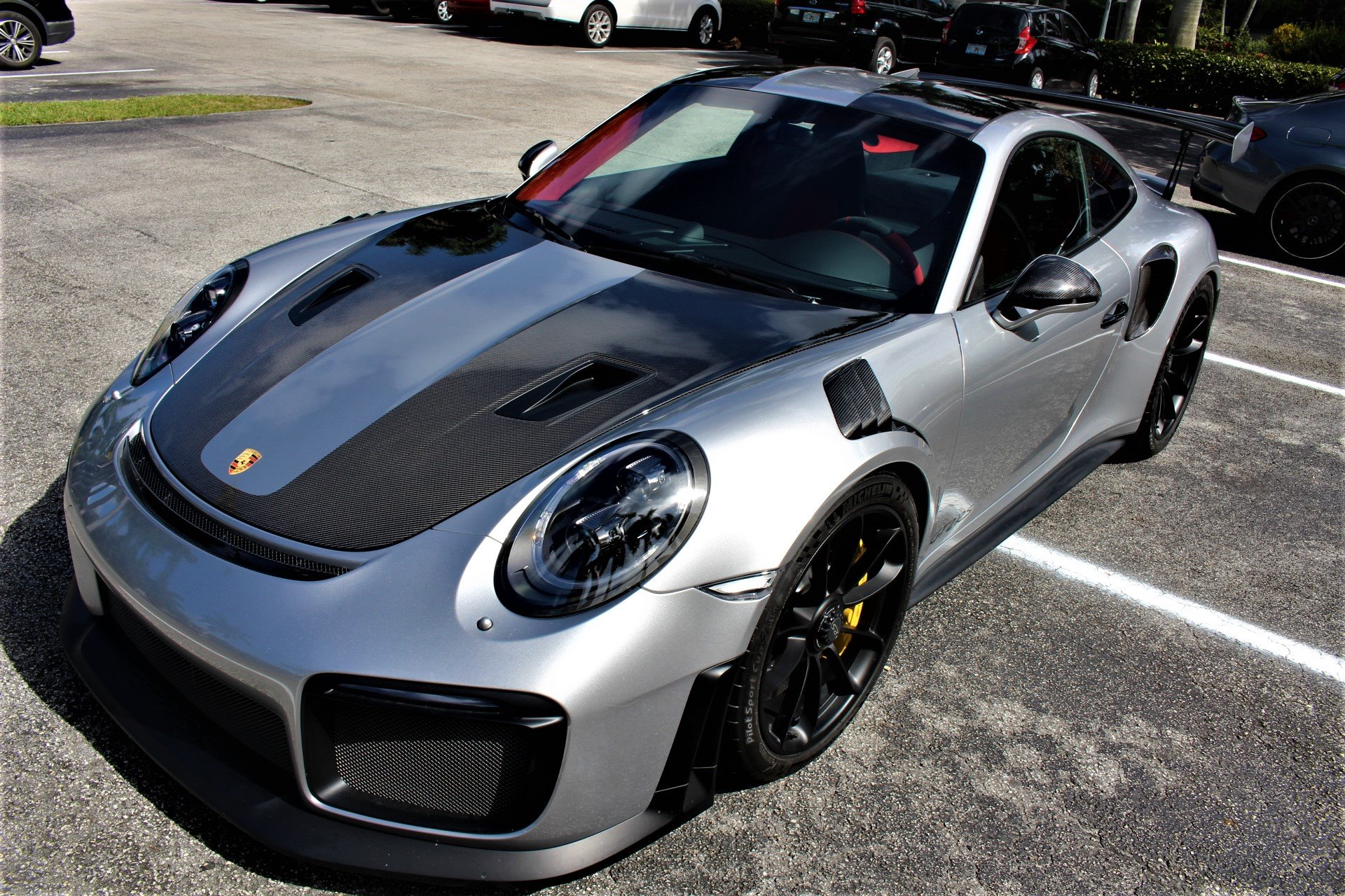 Used 2018 Porsche 911 GT2 RS for sale $305,850 at The Gables Sports Cars in Miami FL 33146 1