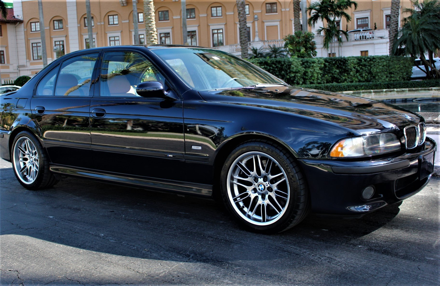 Used 2000 BMW M5 for sale $36,850 at The Gables Sports Cars in Miami FL 33146 3
