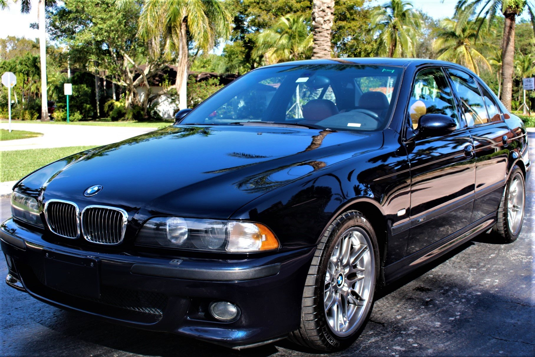 Used 2000 BMW M5 for sale $36,850 at The Gables Sports Cars in Miami FL 33146 4