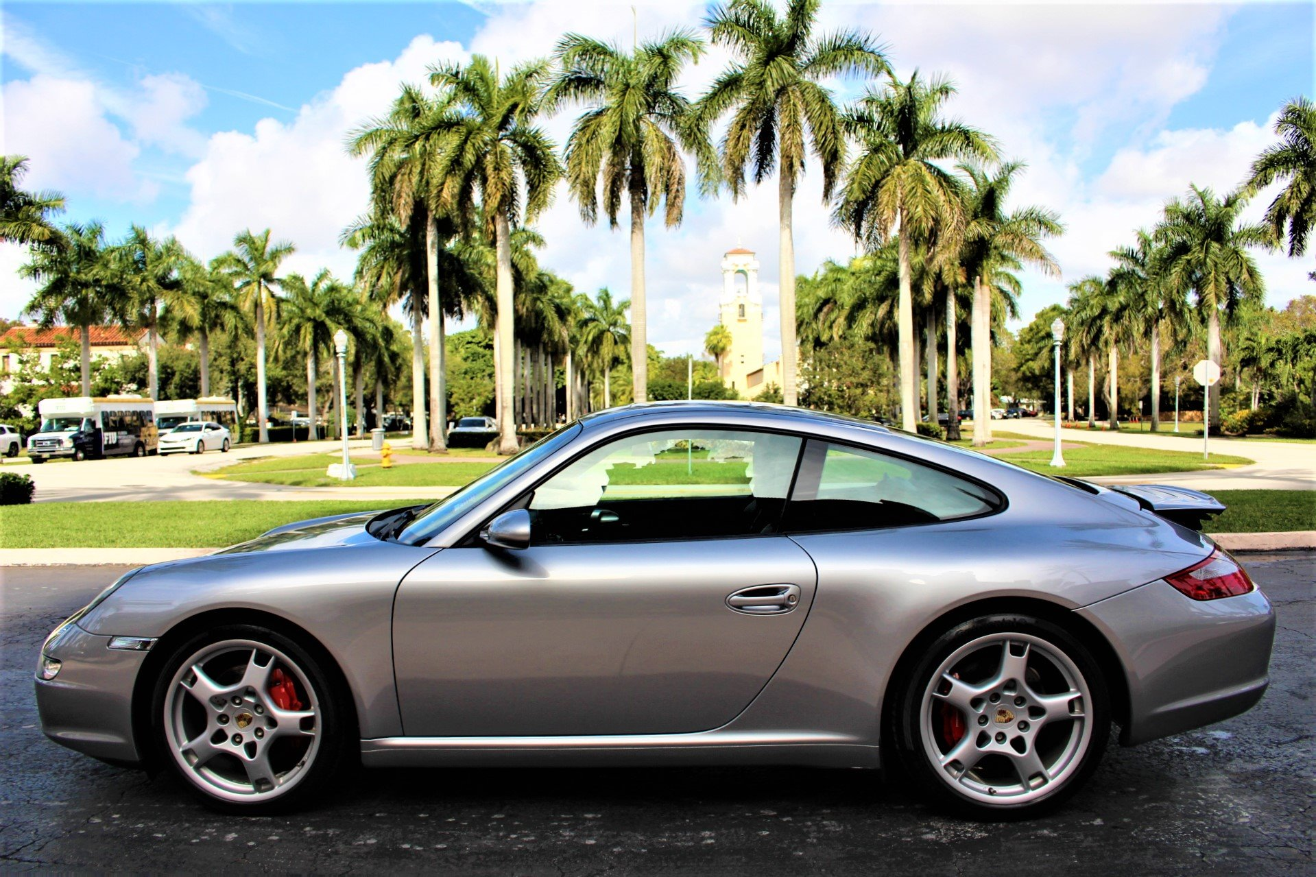 Used 2005 Porsche 911 Carrera S for sale Sold at The Gables Sports Cars in Miami FL 33146 2