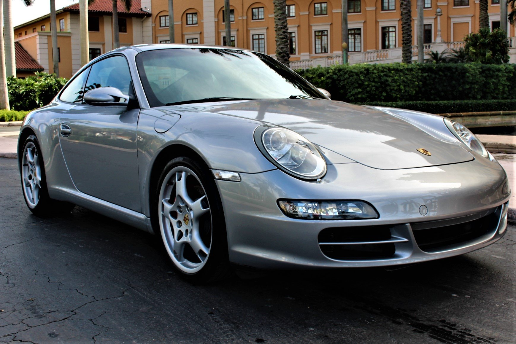 Used 2005 Porsche 911 Carrera S for sale Sold at The Gables Sports Cars in Miami FL 33146 3