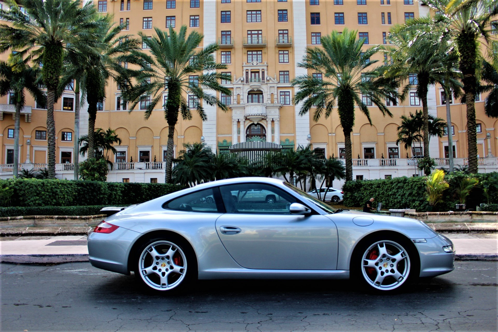 Used 2005 Porsche 911 Carrera S for sale Sold at The Gables Sports Cars in Miami FL 33146 1
