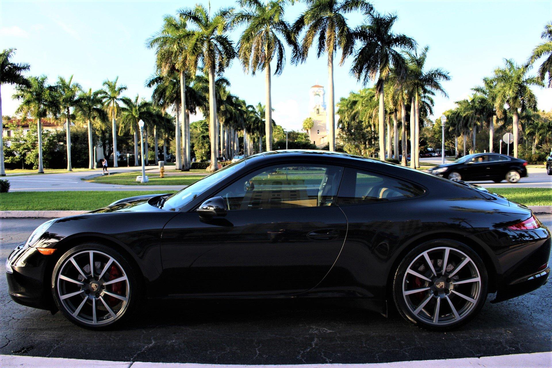 Used 2013 Porsche 911 Carrera S for sale $59,850 at The Gables Sports Cars in Miami FL 33146 3