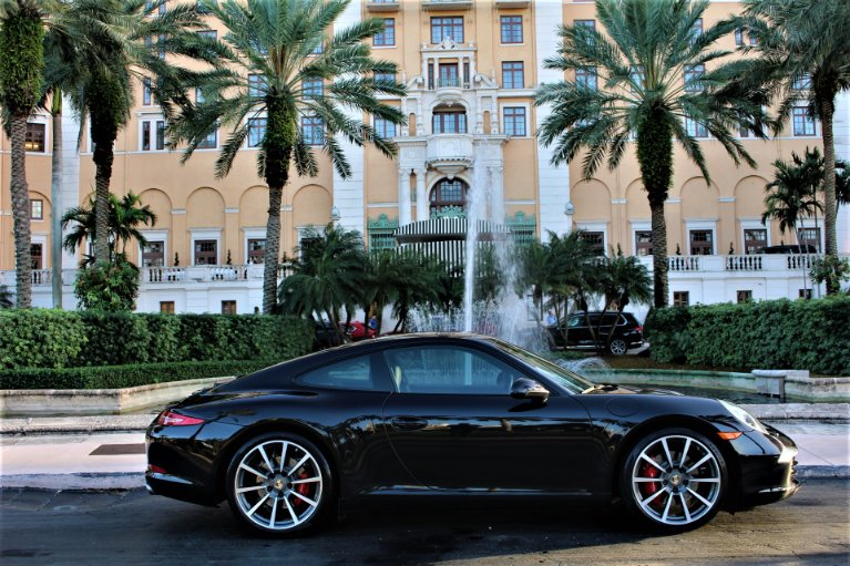 Used 2013 Porsche 911 Carrera S for sale $59,850 at The Gables Sports Cars in Miami FL