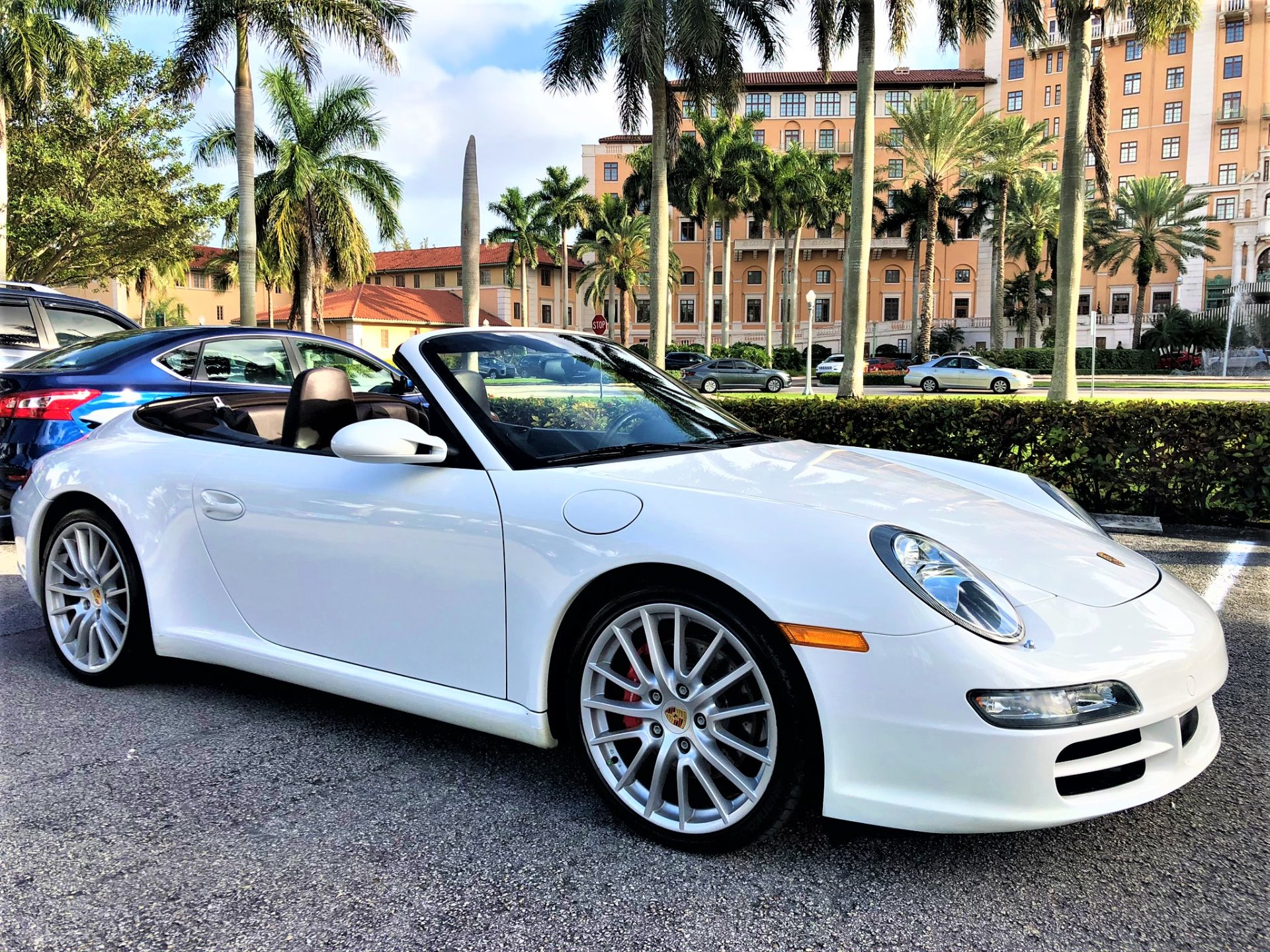 Used 2005 Porsche 911 Carrera S for sale $39,850 at The Gables Sports Cars in Miami FL 33146 4