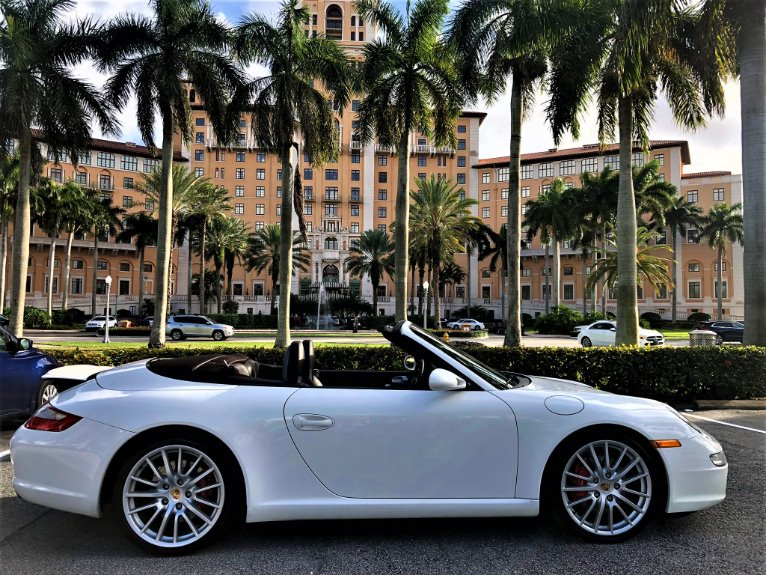 Used 2005 Porsche 911 Carrera S for sale $39,850 at The Gables Sports Cars in Miami FL
