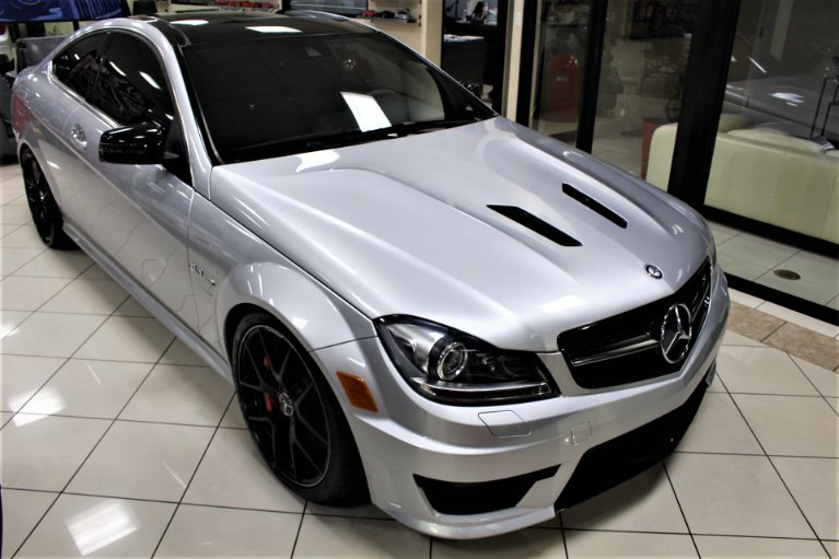 Used 2015 Mercedes-Benz C-Class C 63 AMG Edition 507 for sale $47,850 at The Gables Sports Cars in Miami FL