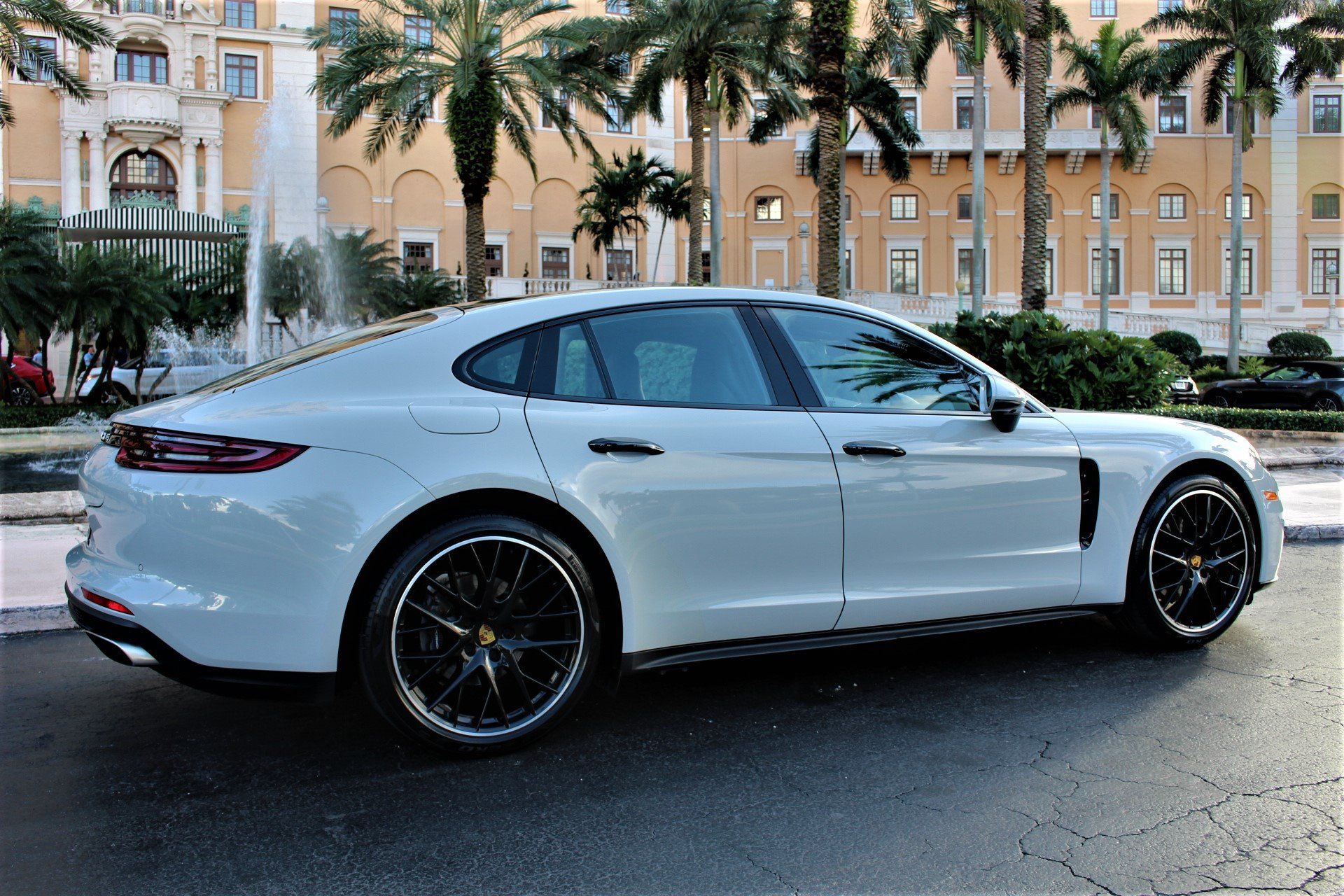 Used 2017 Porsche Panamera for sale Sold at The Gables Sports Cars in Miami FL 33146 3