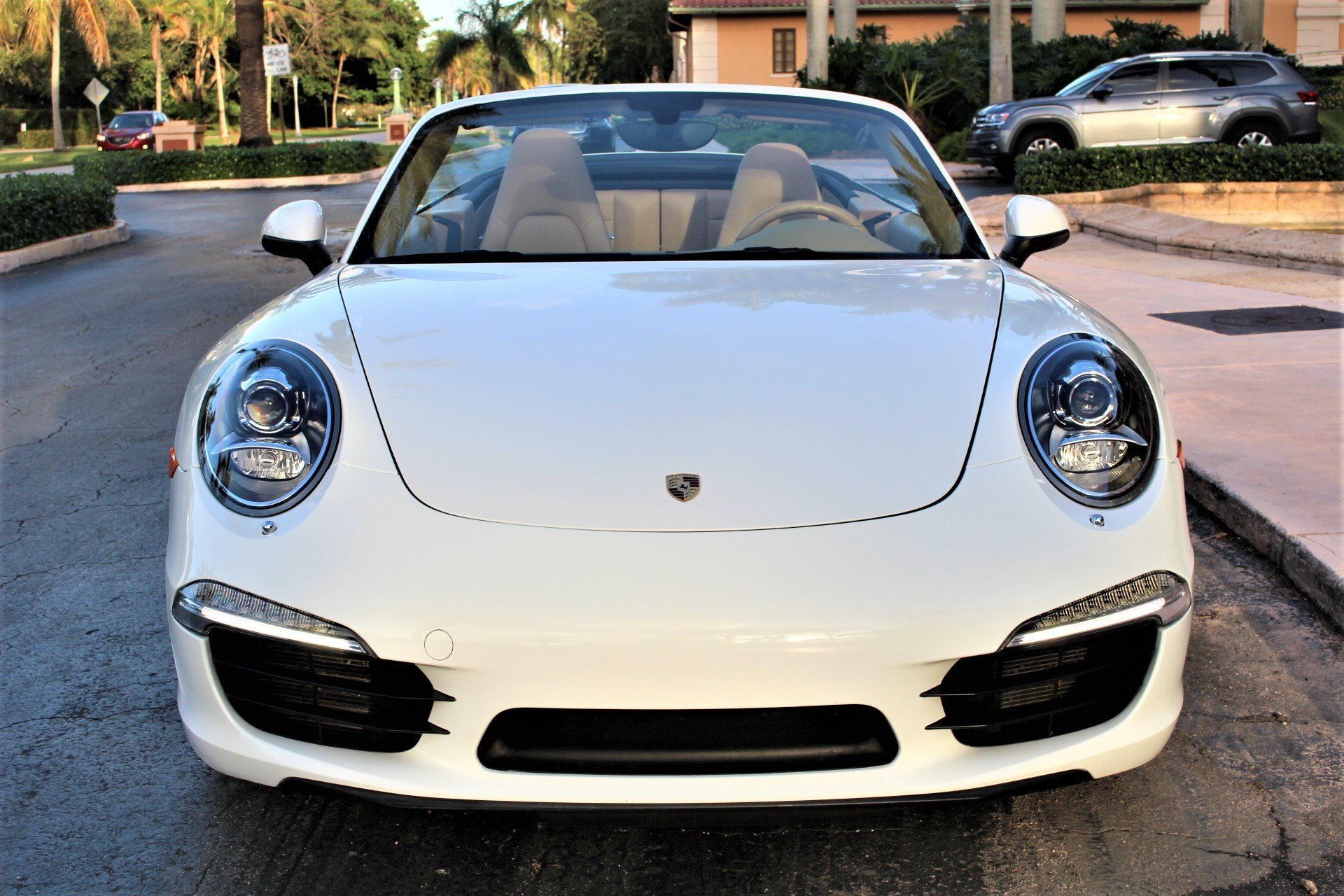 Used 2013 Porsche 911 Carrera S for sale Sold at The Gables Sports Cars in Miami FL 33146 4