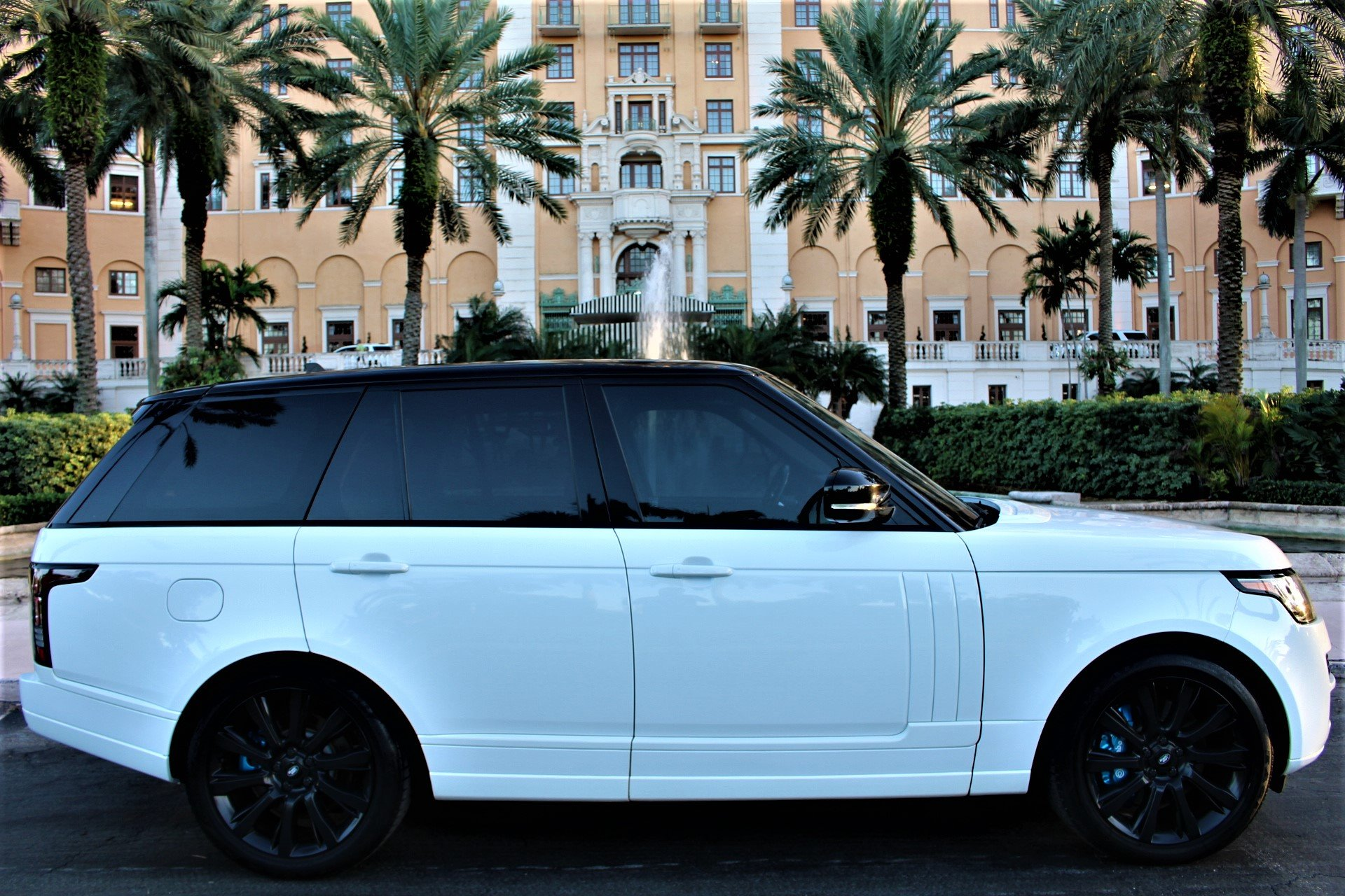 Used 2016 Land Rover Range Rover Supercharged for sale $53,850 at The Gables Sports Cars in Miami FL 33146 2