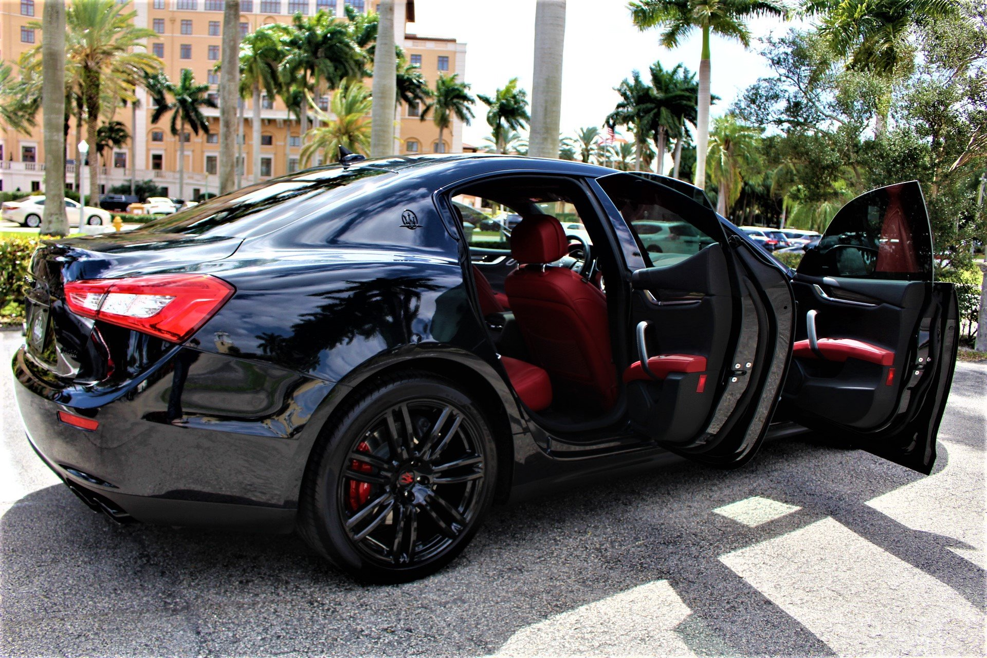 Used 2017 Maserati Ghibli S S for sale $43,850 at The Gables Sports Cars in Miami FL 33146 1