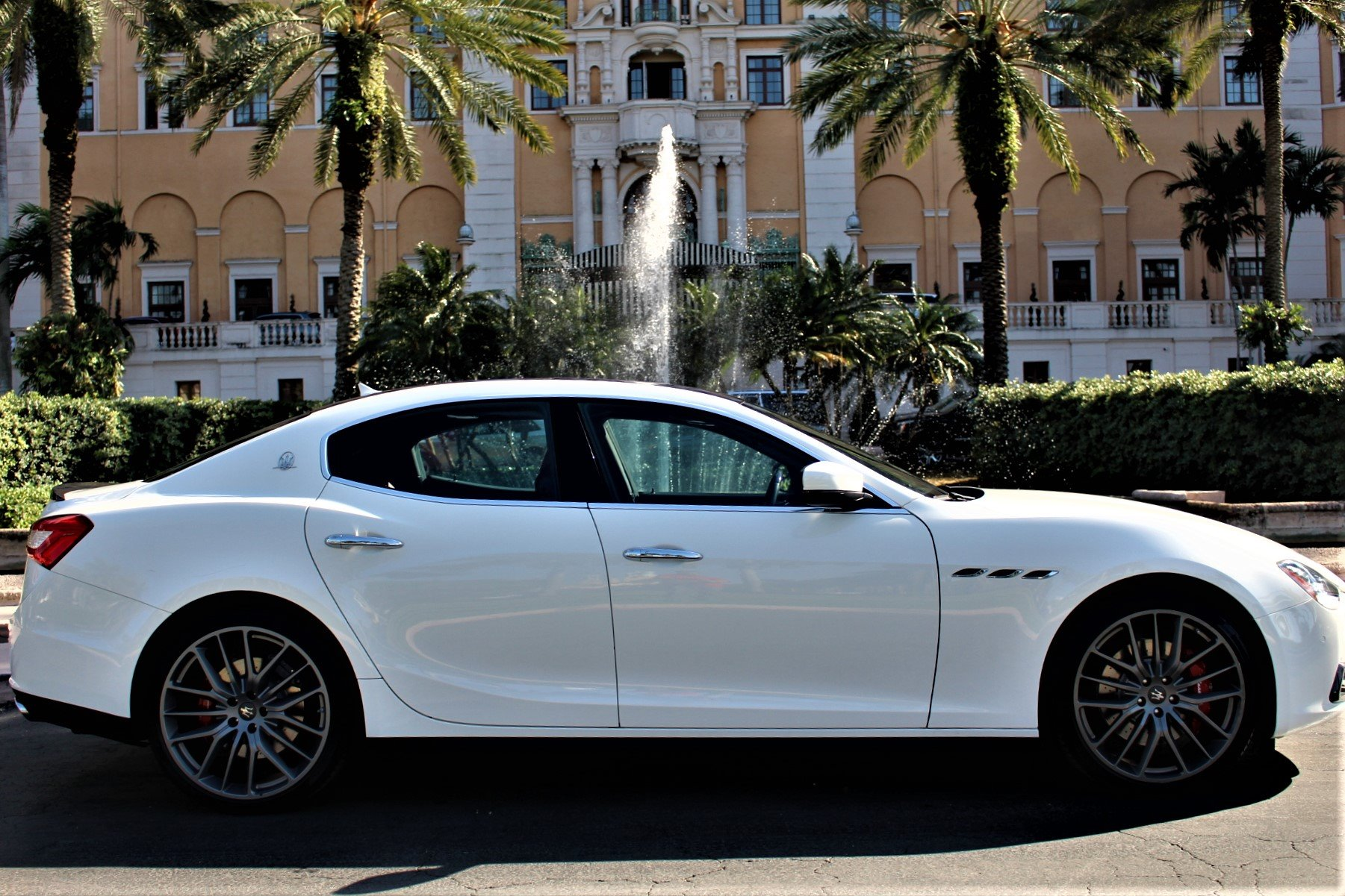 Used 2017 Maserati Ghibli S S for sale Sold at The Gables Sports Cars in Miami FL 33146 3