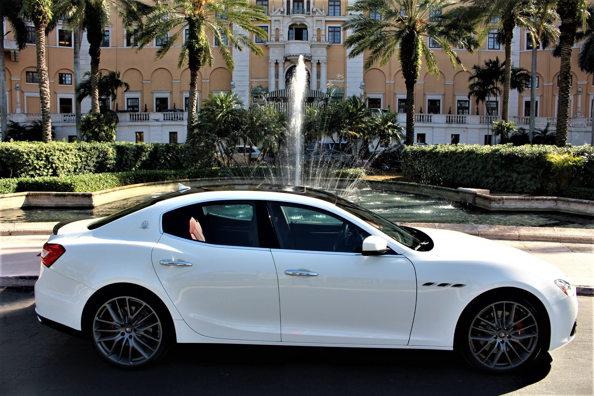Used 2017 Maserati Ghibli S S for sale Sold at The Gables Sports Cars in Miami FL 33146 4