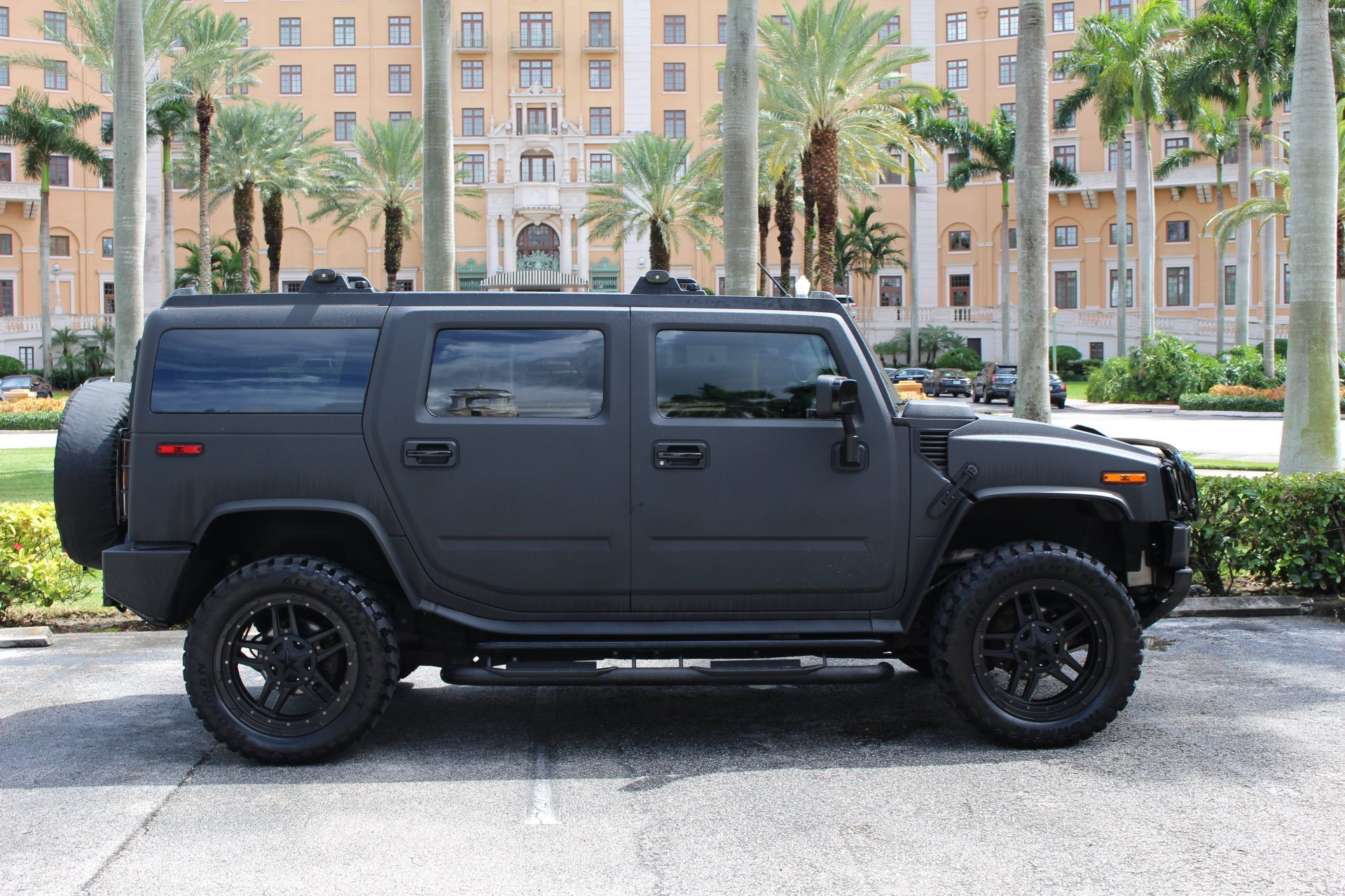 Used 2003 HUMMER H2 Lux Series for sale Sold at The Gables Sports Cars in Miami FL 33146 2