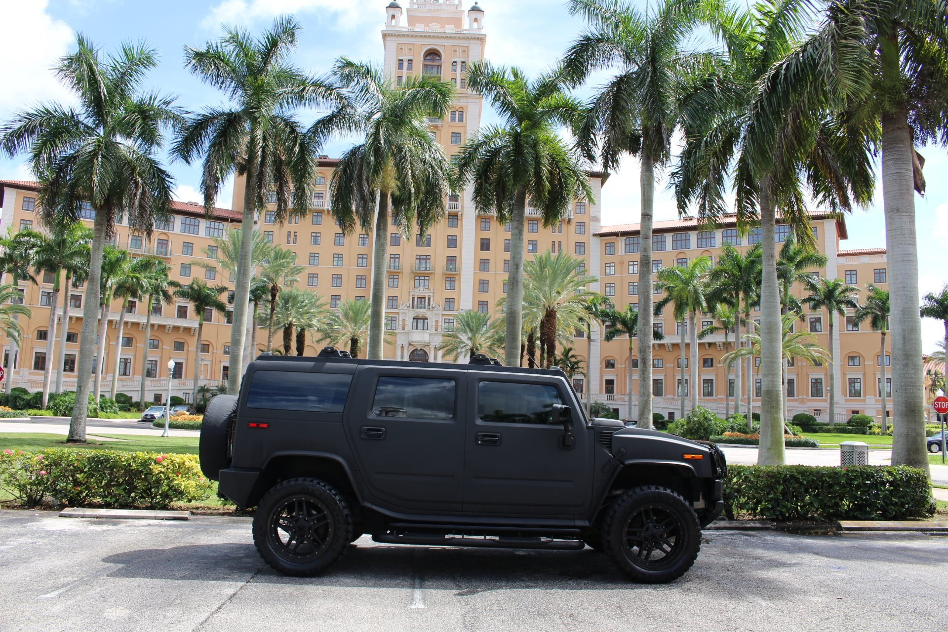 Used 2003 HUMMER H2 Lux Series for sale Sold at The Gables Sports Cars in Miami FL 33146 1