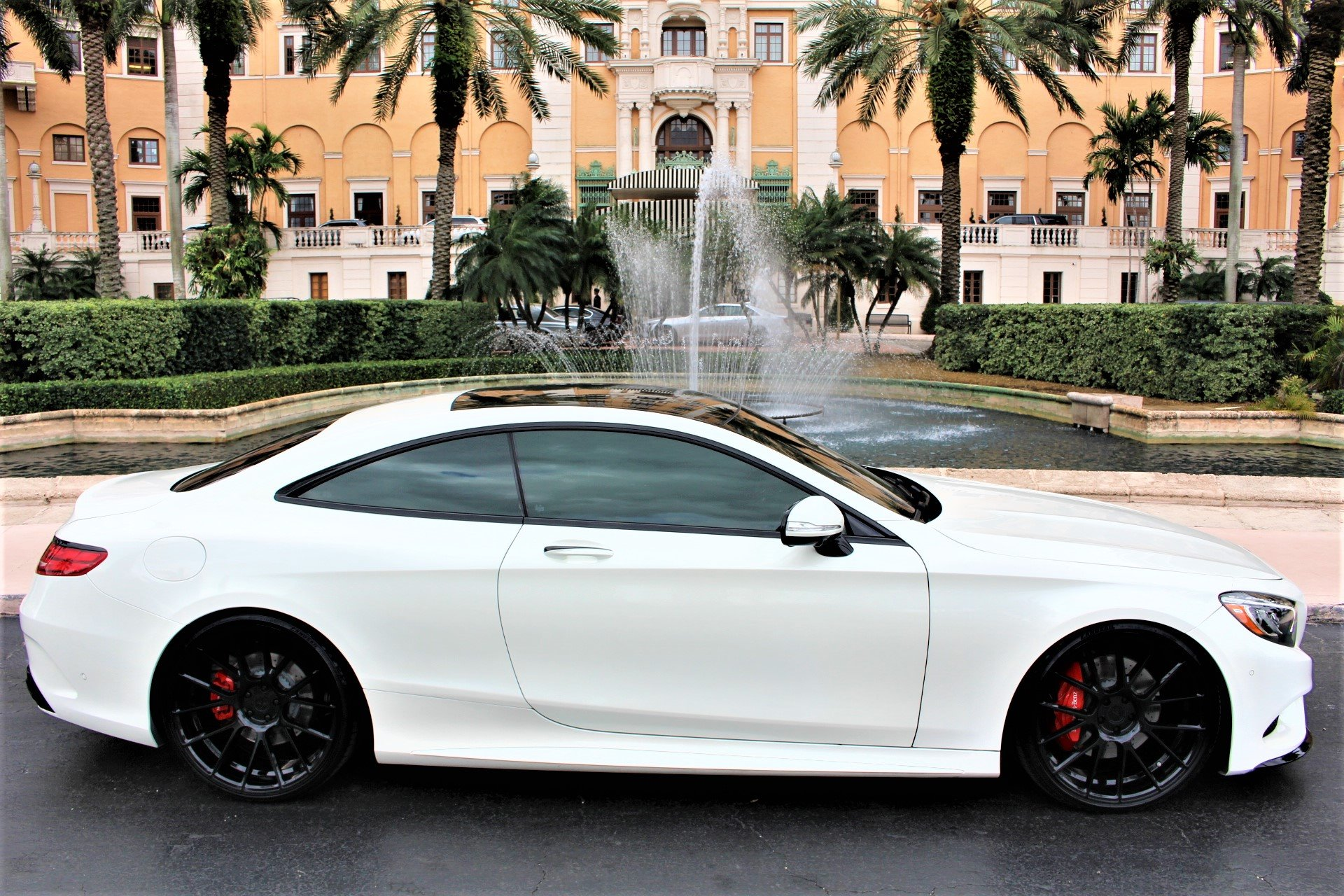 Used 2015 Mercedes-Benz S-Class S 550 4MATIC for sale Sold at The Gables Sports Cars in Miami FL 33146 2
