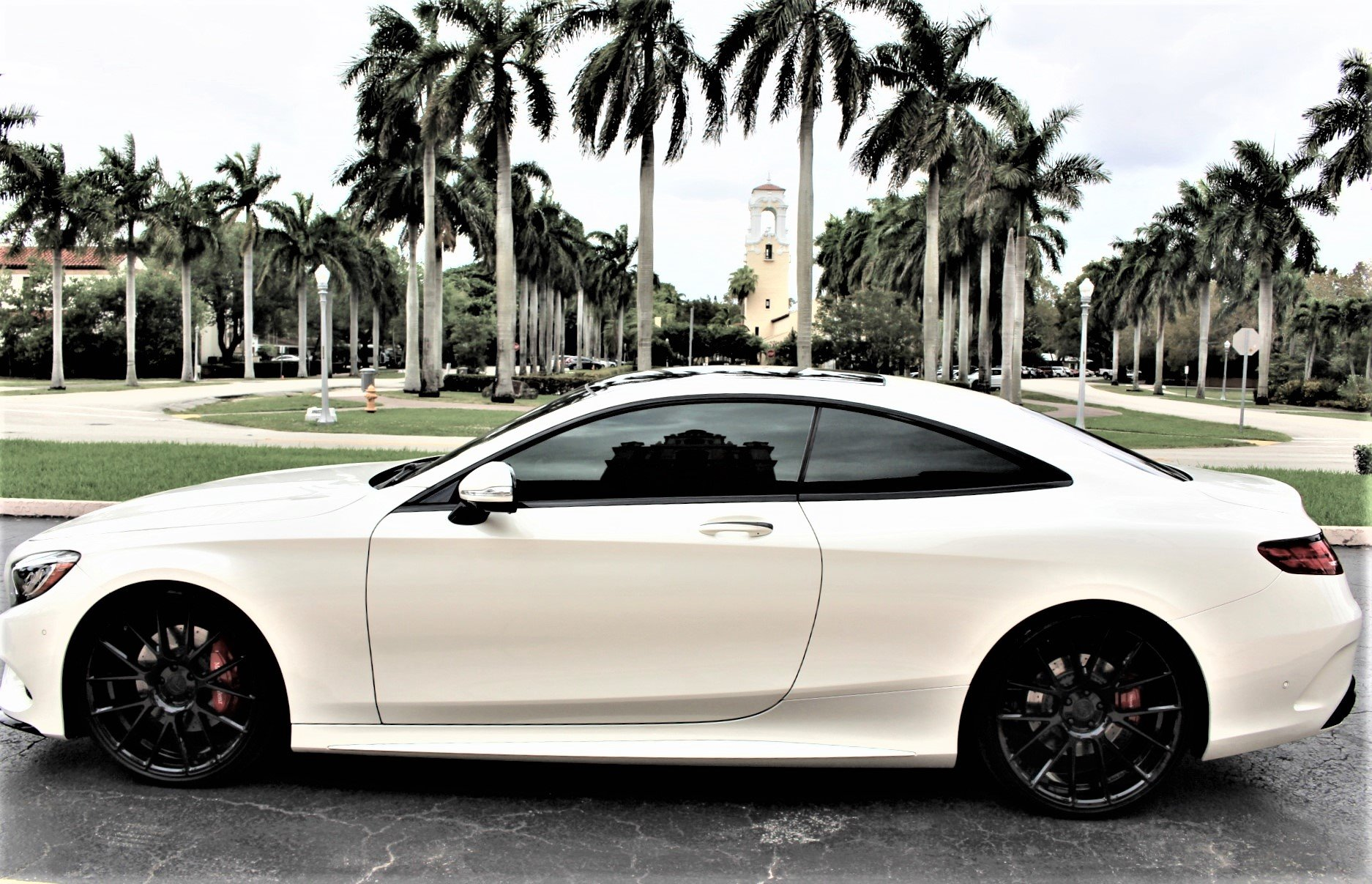 Used 2015 Mercedes-Benz S-Class S 550 4MATIC for sale Sold at The Gables Sports Cars in Miami FL 33146 3