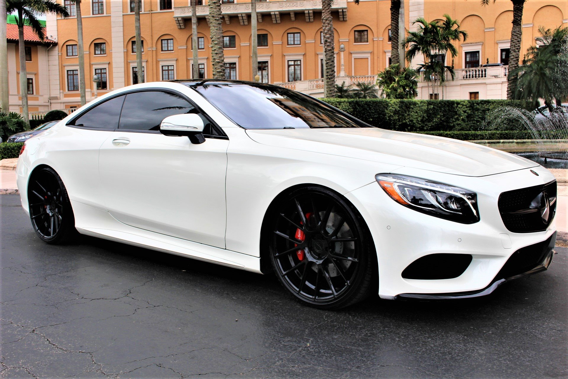 Used 2015 Mercedes-Benz S-Class S 550 4MATIC for sale Sold at The Gables Sports Cars in Miami FL 33146 4