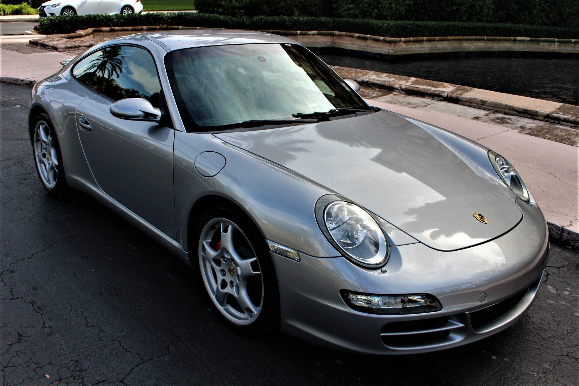 Used 2007 Porsche 911 Carrera S for sale $42,850 at The Gables Sports Cars in Miami FL 33146 3