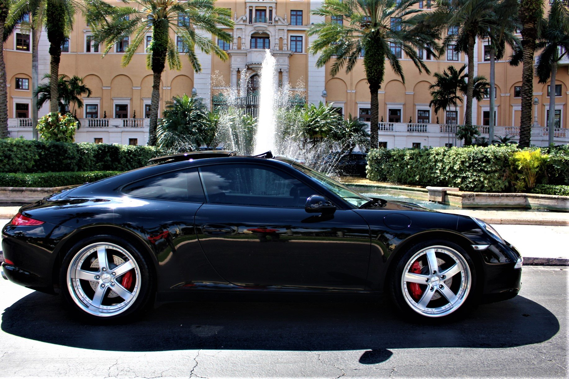 Used 2012 Porsche 911 Carrera S for sale Sold at The Gables Sports Cars in Miami FL 33146 2