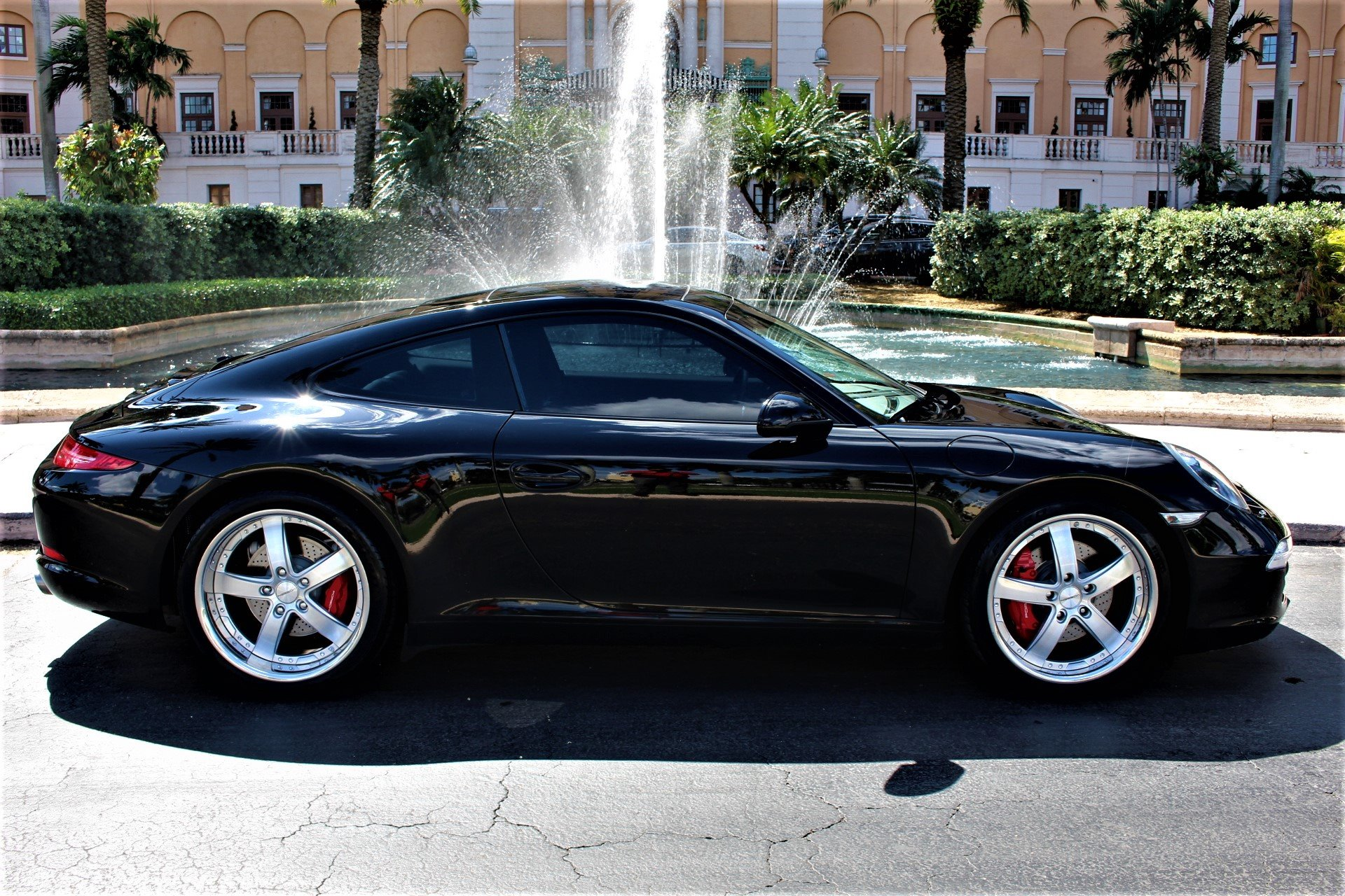 Used 2012 Porsche 911 Carrera S for sale Sold at The Gables Sports Cars in Miami FL 33146 1