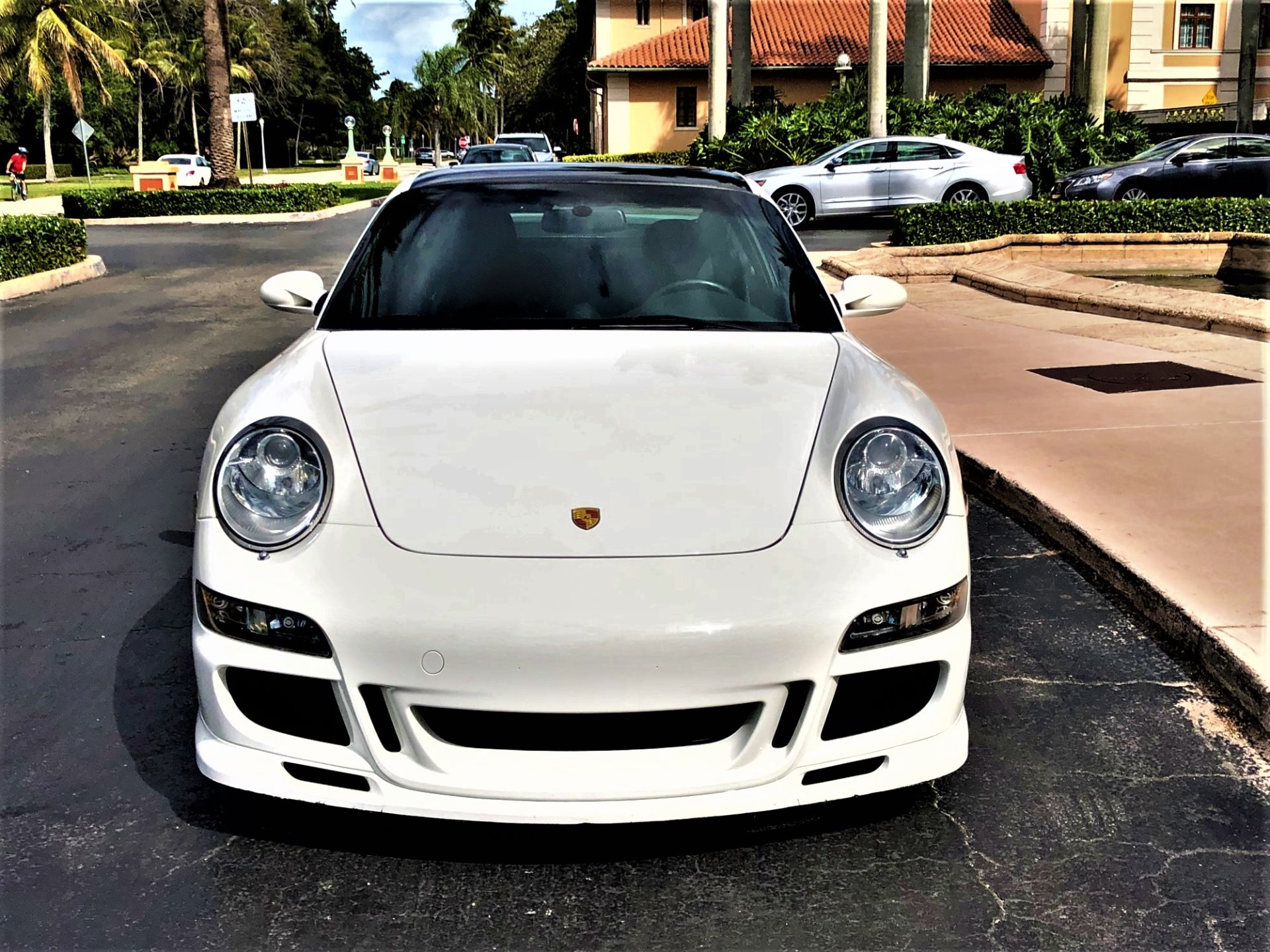 Used 2007 Porsche 911 Carrera S for sale Sold at The Gables Sports Cars in Miami FL 33146 4
