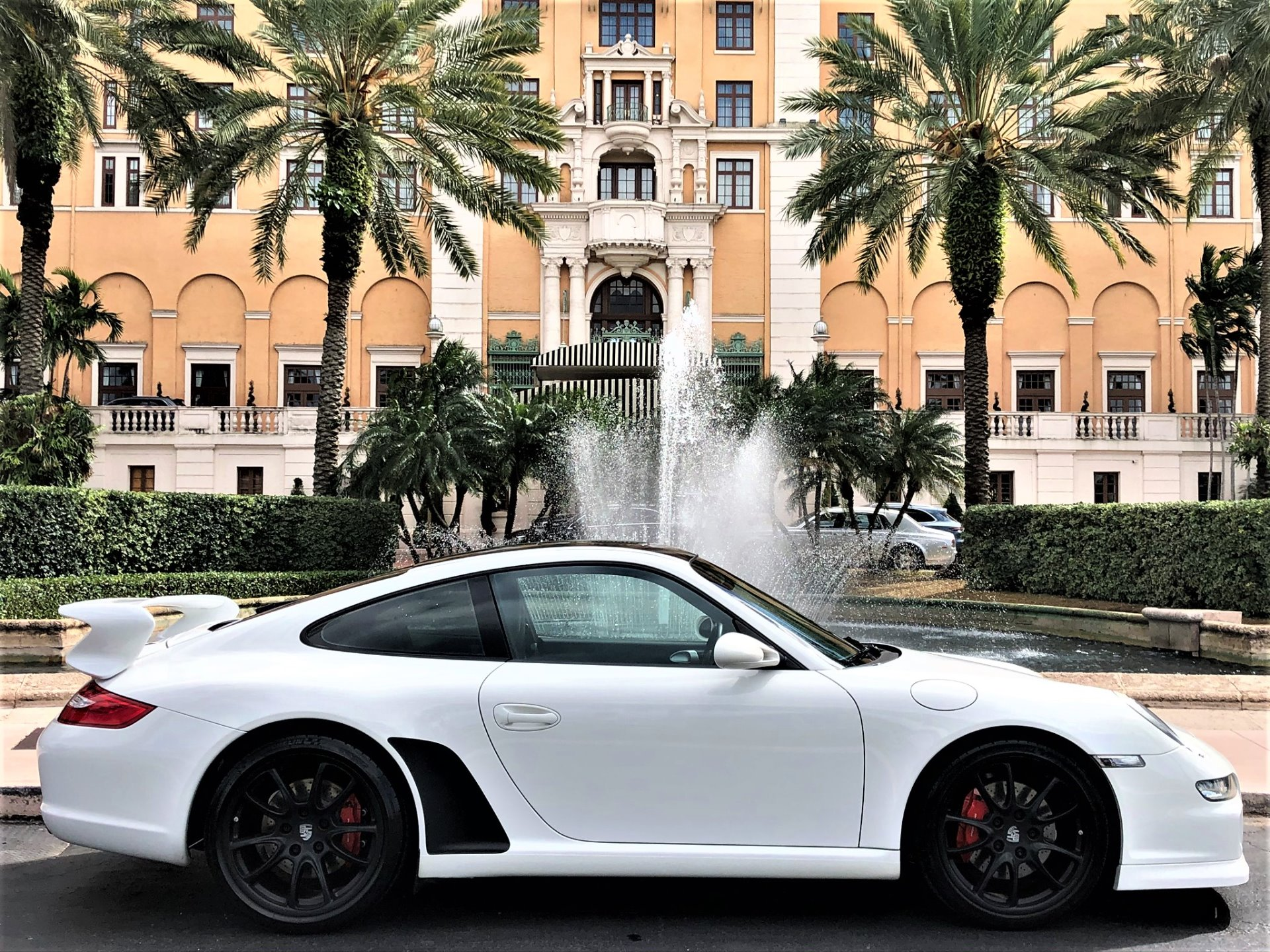 Used 2007 Porsche 911 Carrera S for sale Sold at The Gables Sports Cars in Miami FL 33146 1