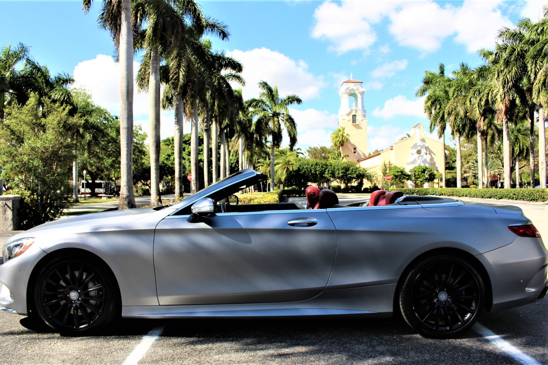 Used 2017 Mercedes-Benz S-Class S 550 for sale $74,850 at The Gables Sports Cars in Miami FL 33146 2