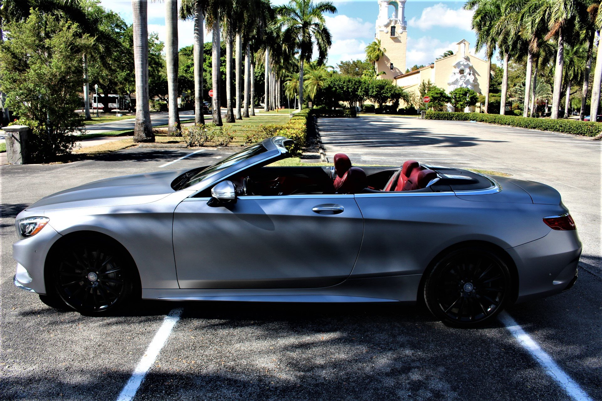 Used 2017 Mercedes-Benz S-Class S 550 for sale Sold at The Gables Sports Cars in Miami FL 33146 3