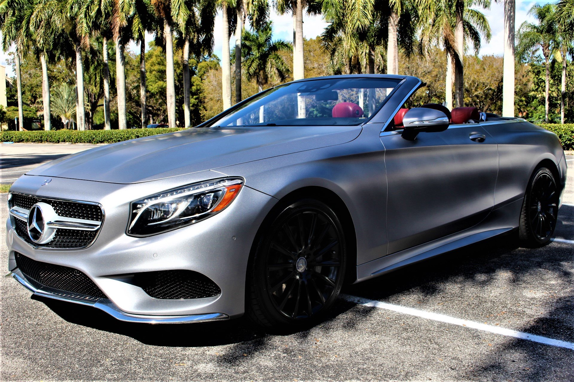 Used 2017 Mercedes-Benz S-Class S 550 for sale $74,850 at The Gables Sports Cars in Miami FL 33146 4