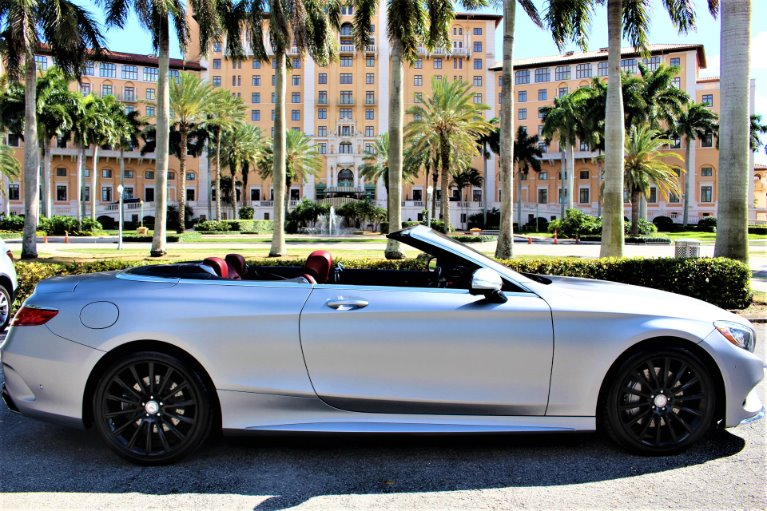 Used 2017 Mercedes-Benz S-Class S 550 for sale $74,850 at The Gables Sports Cars in Miami FL