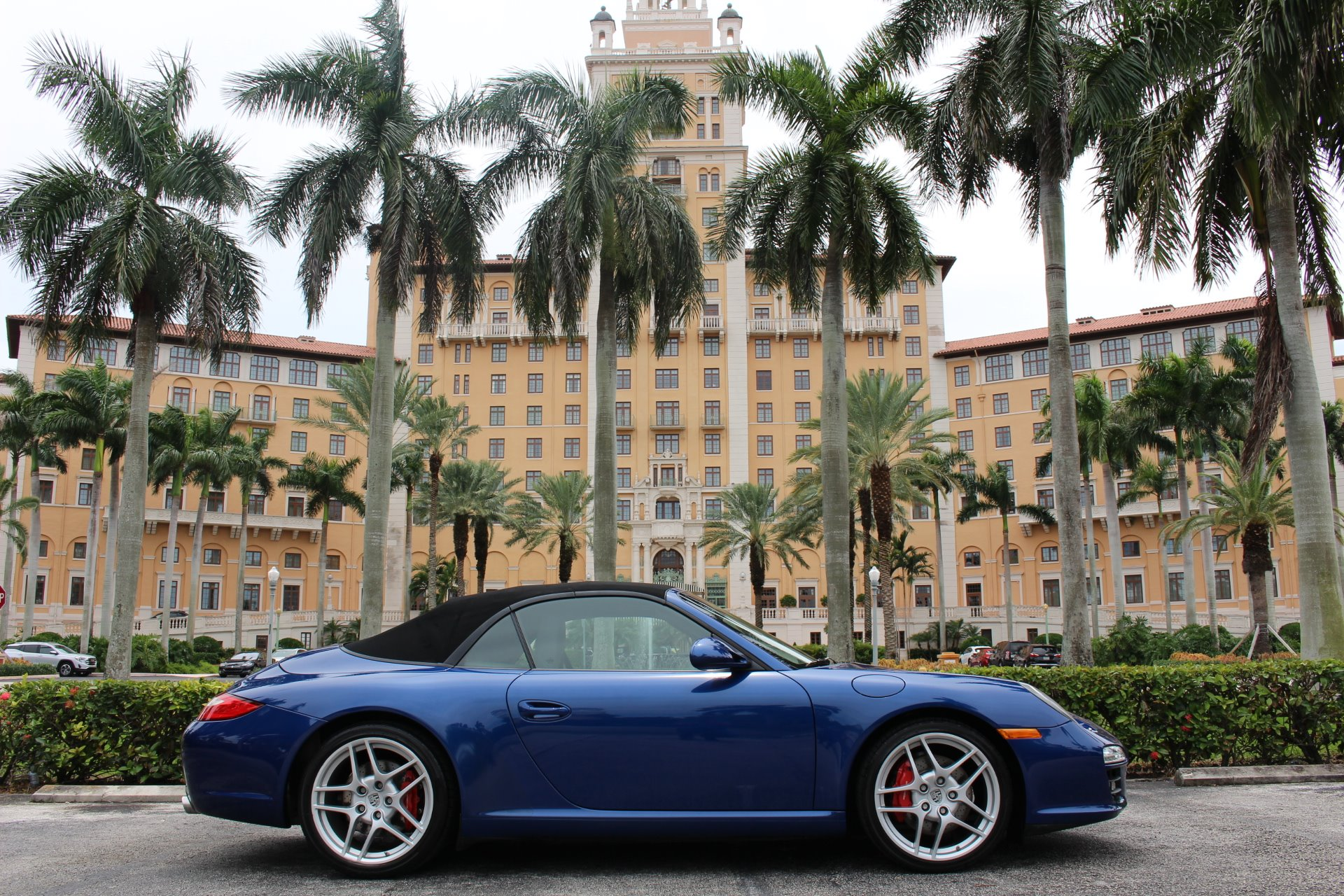 Used 2009 Porsche 911 Carrera S for sale $47,850 at The Gables Sports Cars in Miami FL 33146 2