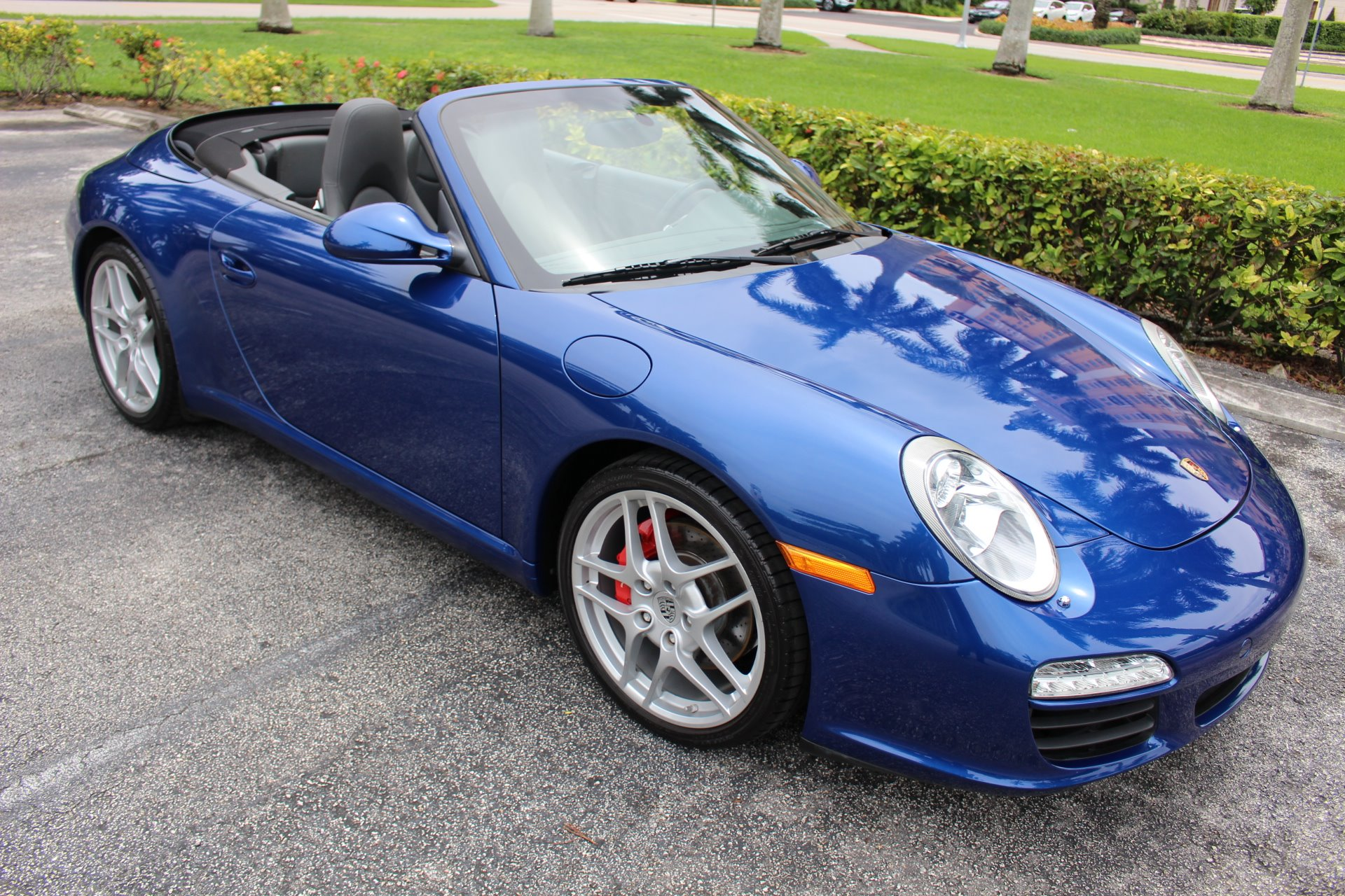 Used 2009 Porsche 911 Carrera S for sale $47,850 at The Gables Sports Cars in Miami FL 33146 3