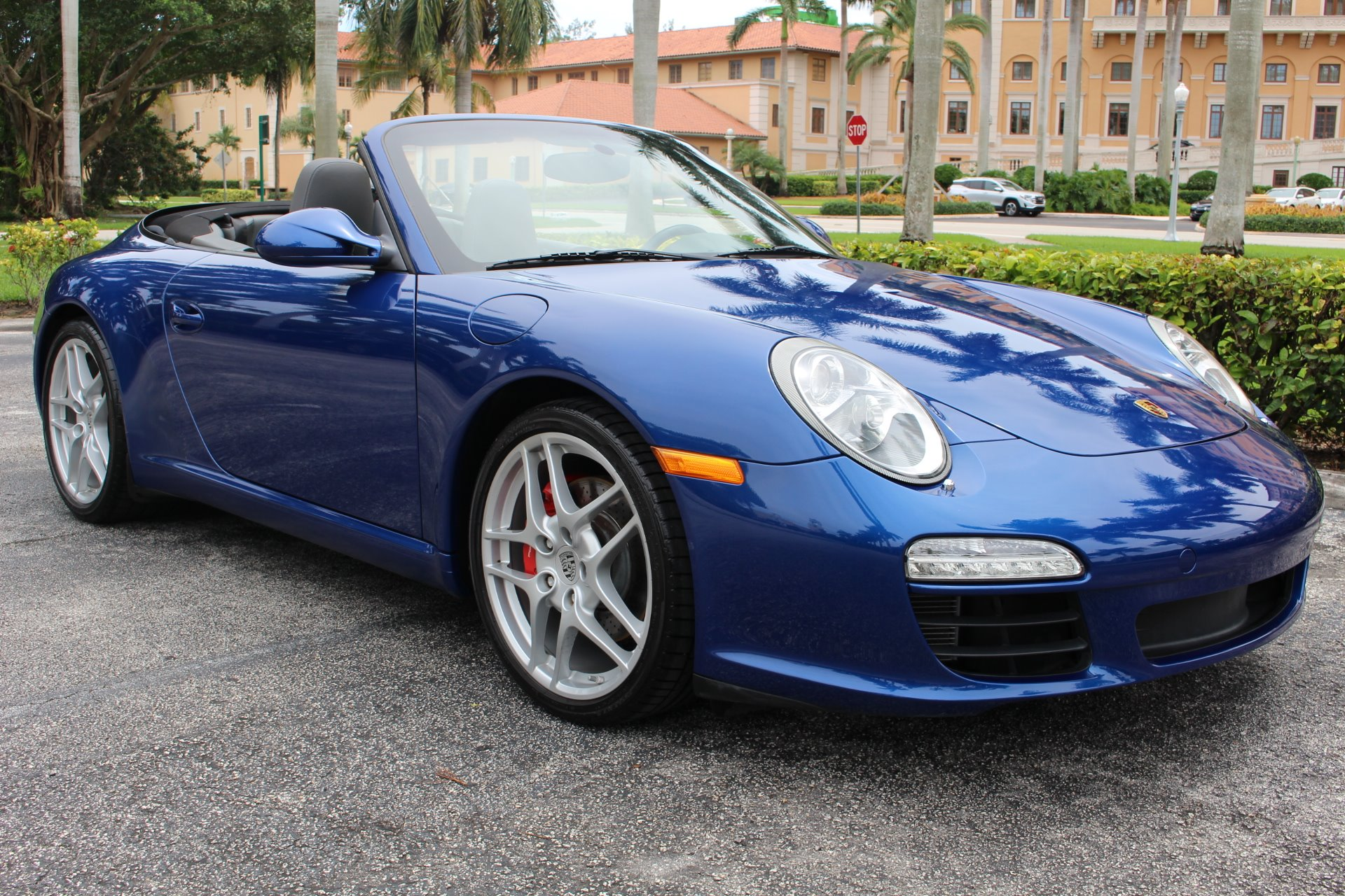 Used 2009 Porsche 911 Carrera S for sale $47,850 at The Gables Sports Cars in Miami FL 33146 4