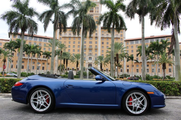 Used 2009 Porsche 911 Carrera S for sale $47,850 at The Gables Sports Cars in Miami FL