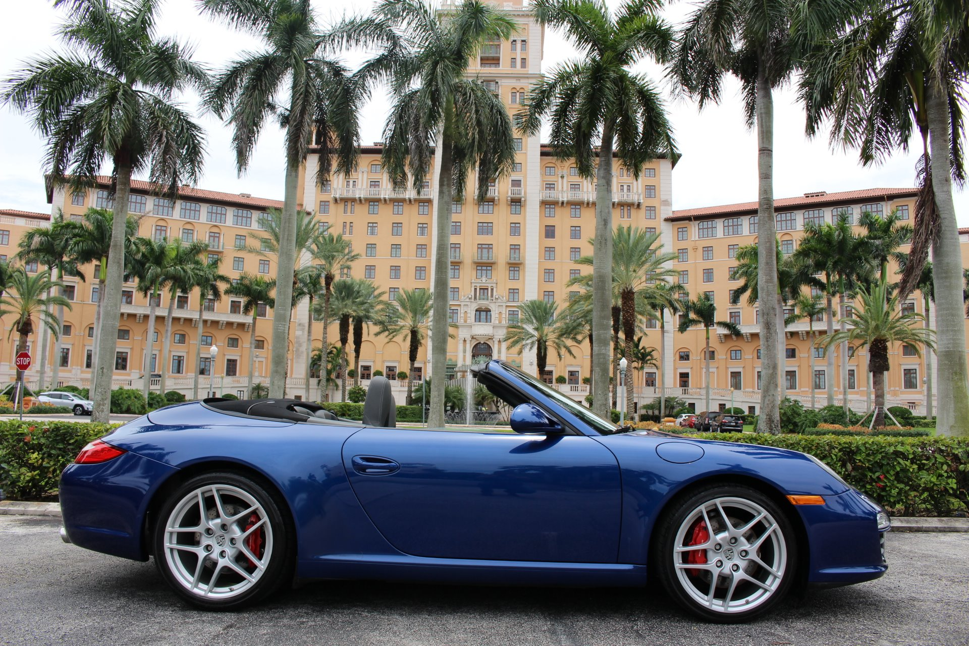 Used 2009 Porsche 911 Carrera S for sale $47,850 at The Gables Sports Cars in Miami FL 33146 1