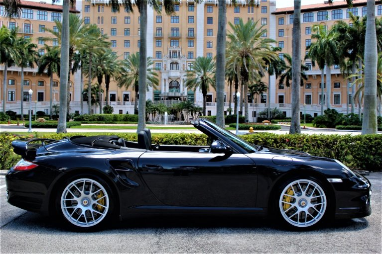 Used 2011 Porsche 911 Turbo S for sale $64,850 at The Gables Sports Cars in Miami FL