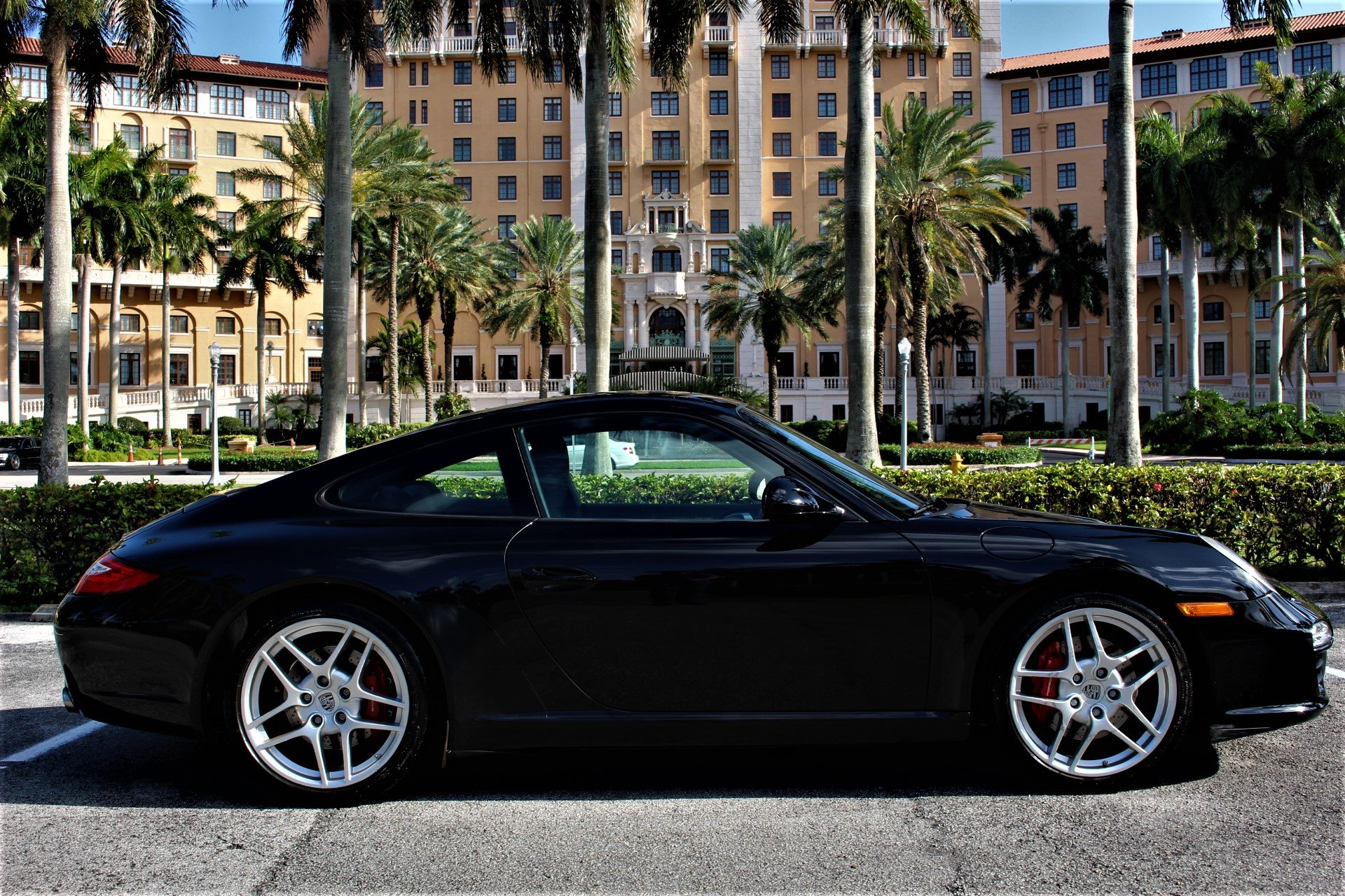Used 2010 Porsche 911 Carrera S for sale Sold at The Gables Sports Cars in Miami FL 33146 3