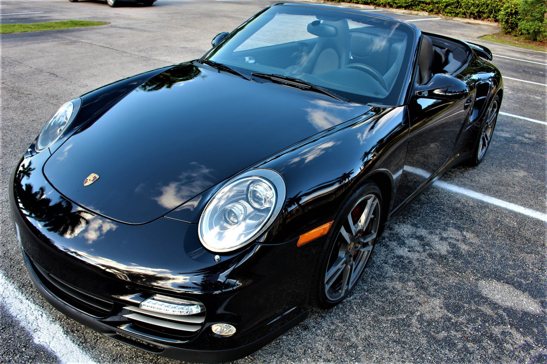 Used 2010 Porsche 911 Turbo for sale Sold at The Gables Sports Cars in Miami FL 33146 3